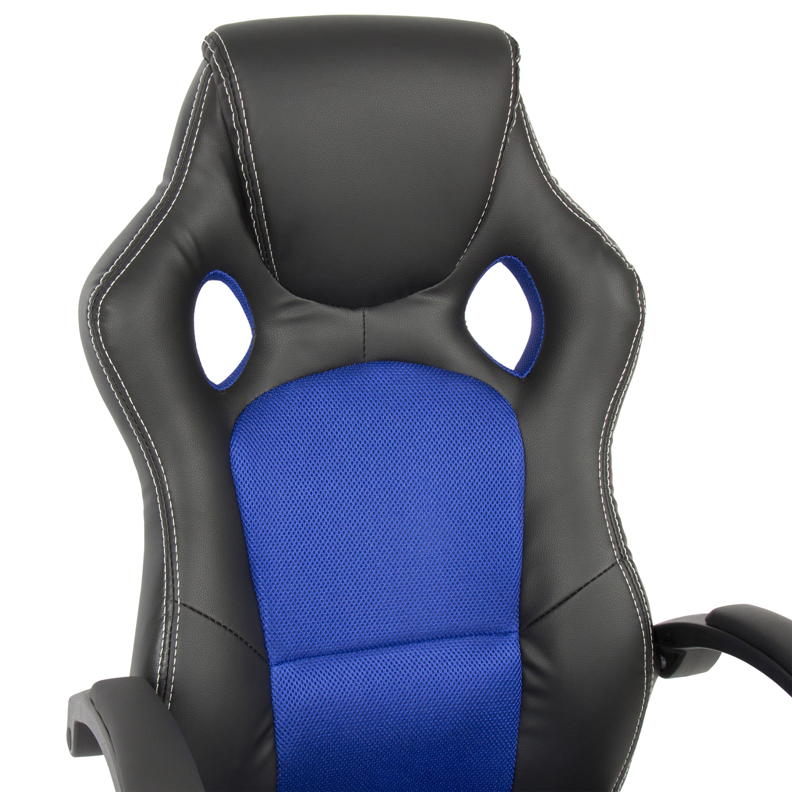 Executive Office Racing Chairs For 2018 Executive Racing Gaming Office Chair Pu Leather Swivel Computer (View 6 of 20)
