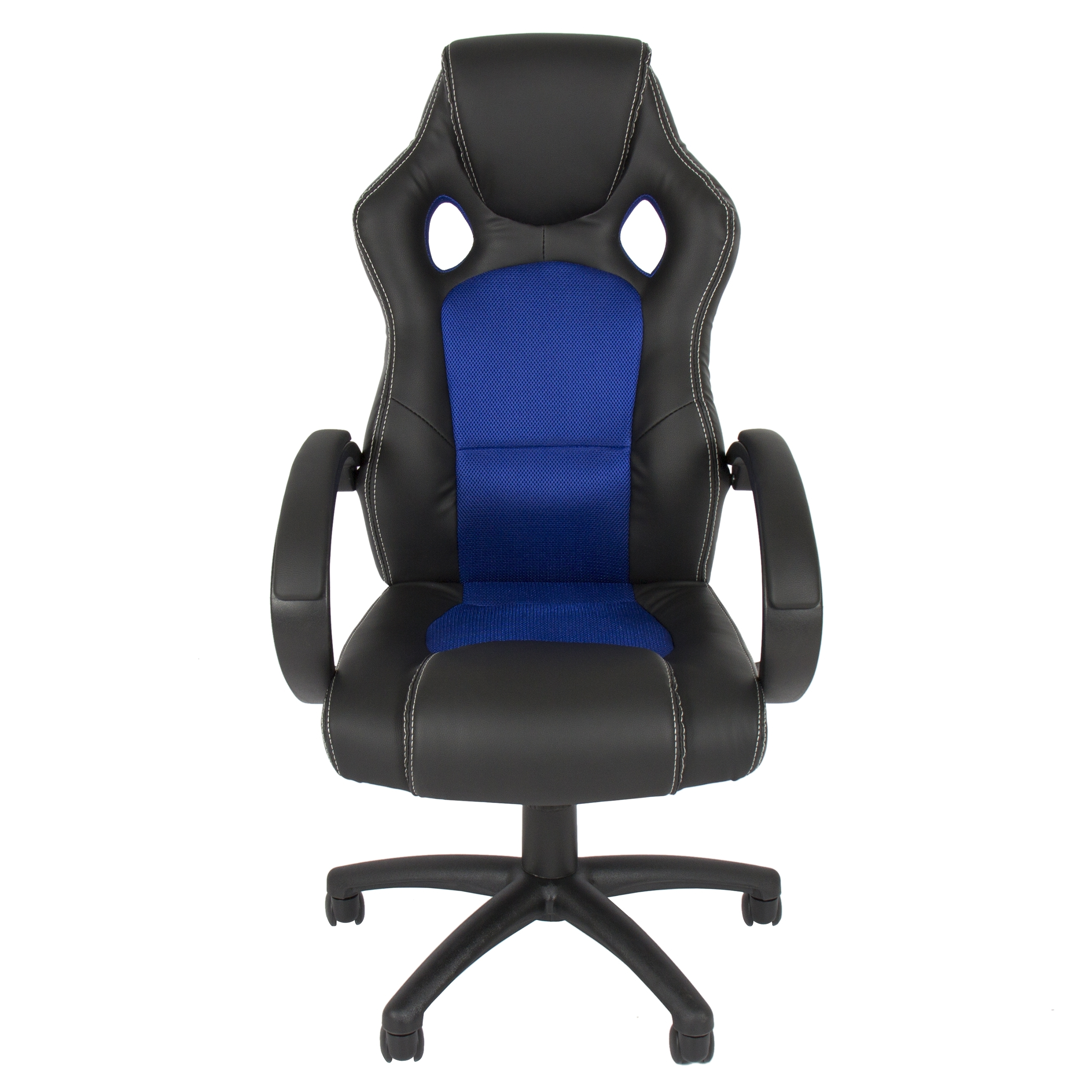 Executive Office Racing Chairs For 2019 Executive Racing Gaming Office Chair Pu Leather Swivel Computer (Gallery 1 of 20)