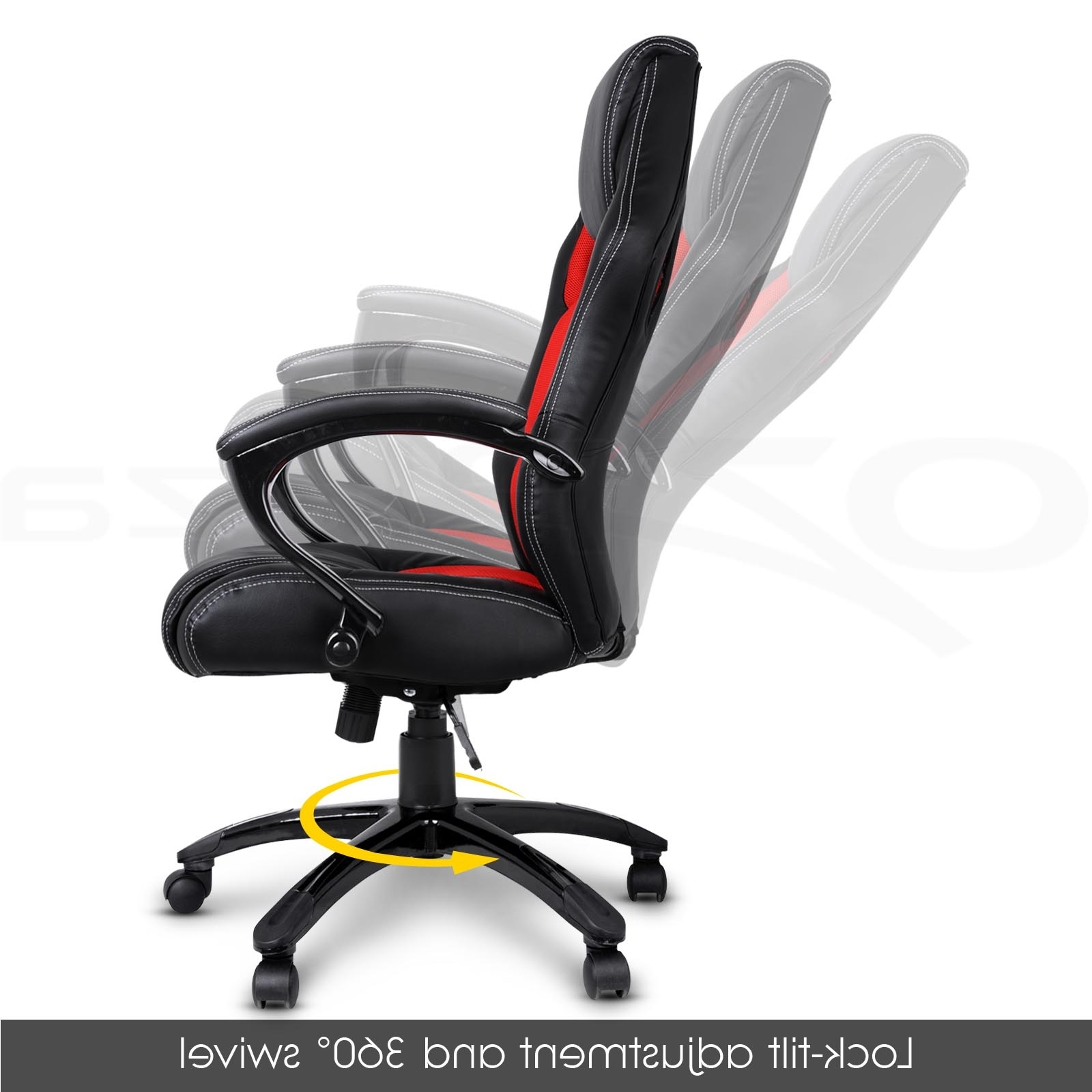 Executive Office Racing Chairs With Regard To Current Lovely Racing Seat Office Chair (12 Photos) (View 18 of 20)