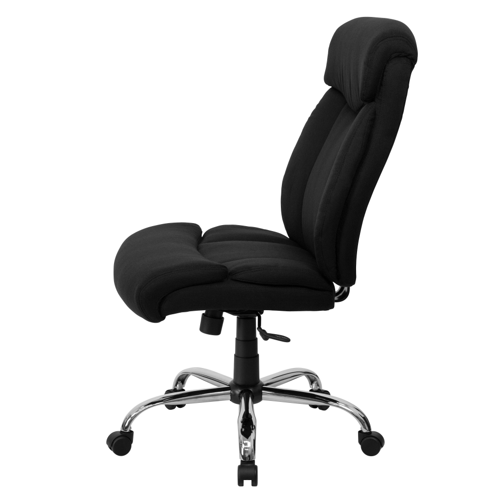 Executive Office Side Chairs With Regard To 2019 Hermes Executive High Back Office Chair (Gallery 10 of 20)