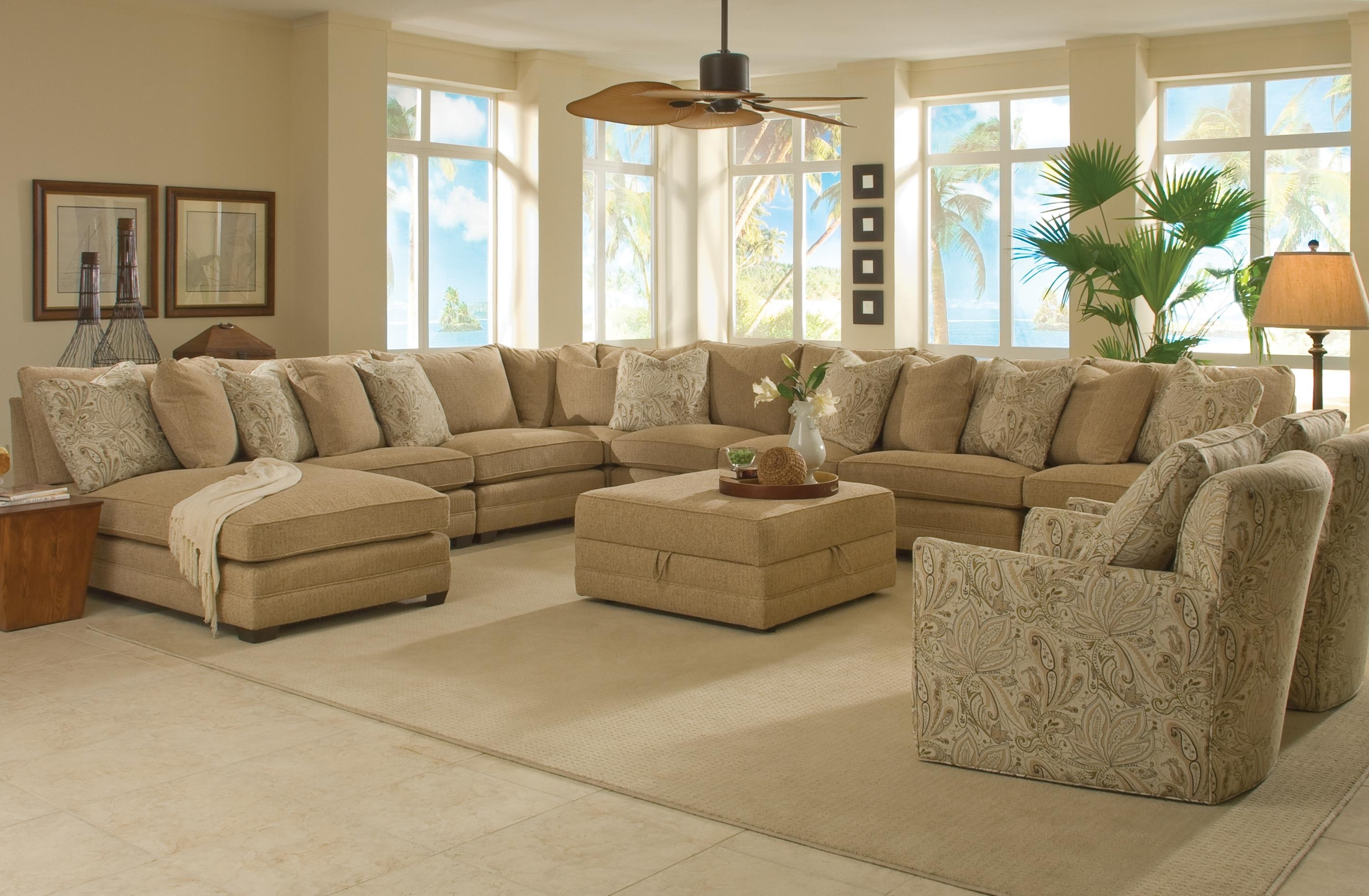 Extra Wide Sectional Sofa – Cleanupflorida Throughout Most Recent Sectional Sofas At Austin (Gallery 19 of 20)
