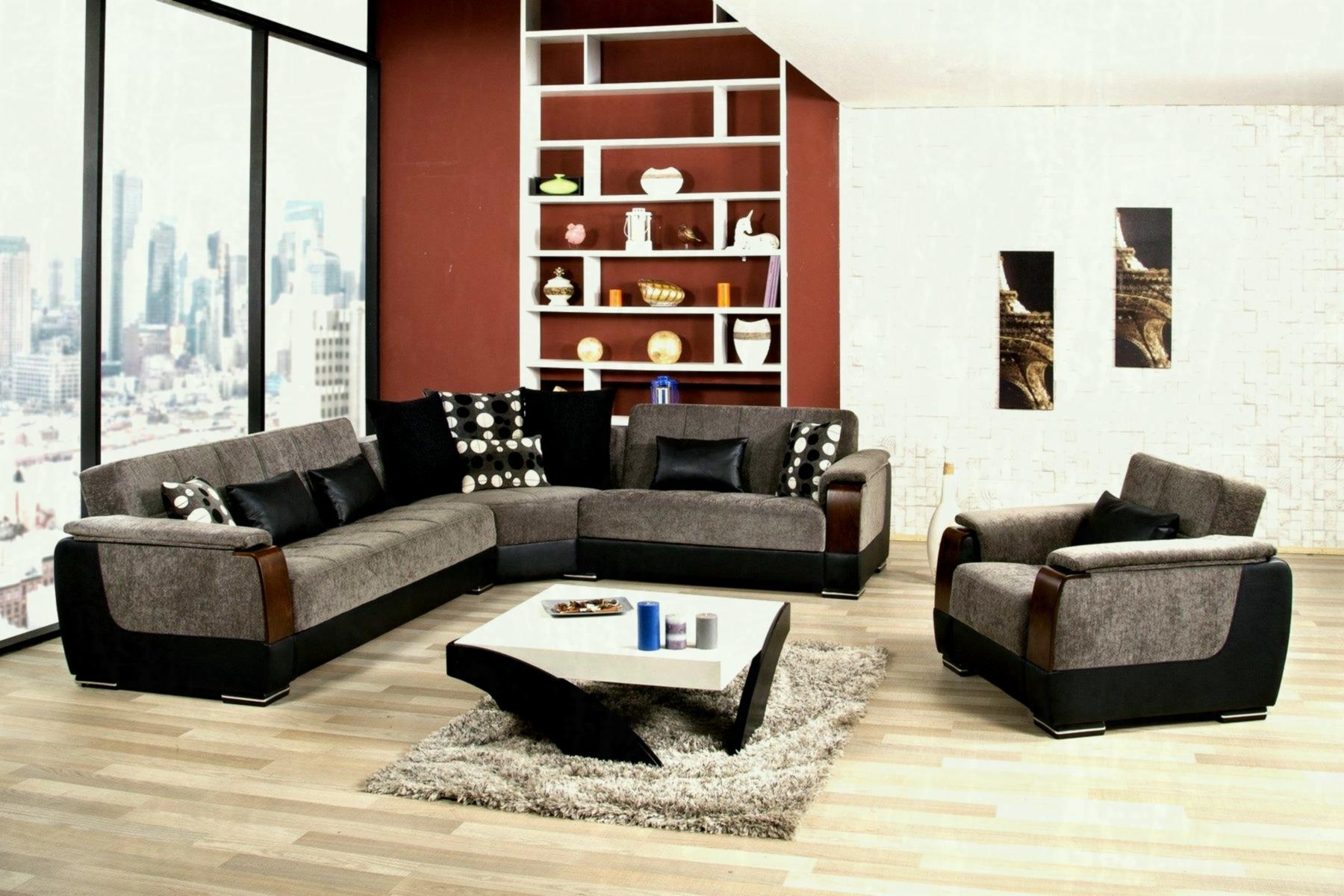 Ezhandui Regarding Well Known Sectional Sofas Art Van (View 14 of 20)