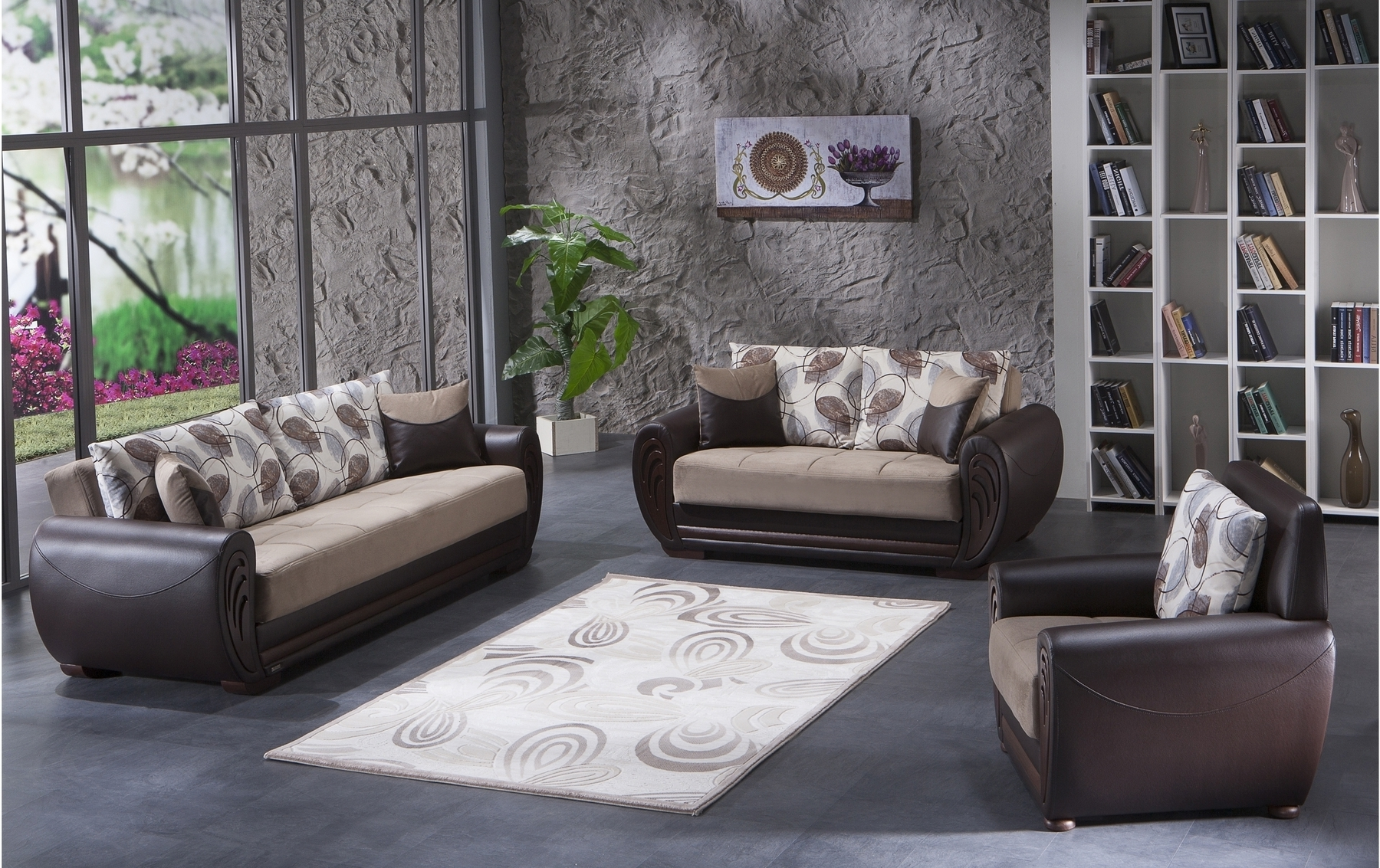 Fabric Sofas With Fashionable Marina Nepal Vizon Sofa Marina Sunset Furniture Fabric Sofas At (View 4 of 20)
