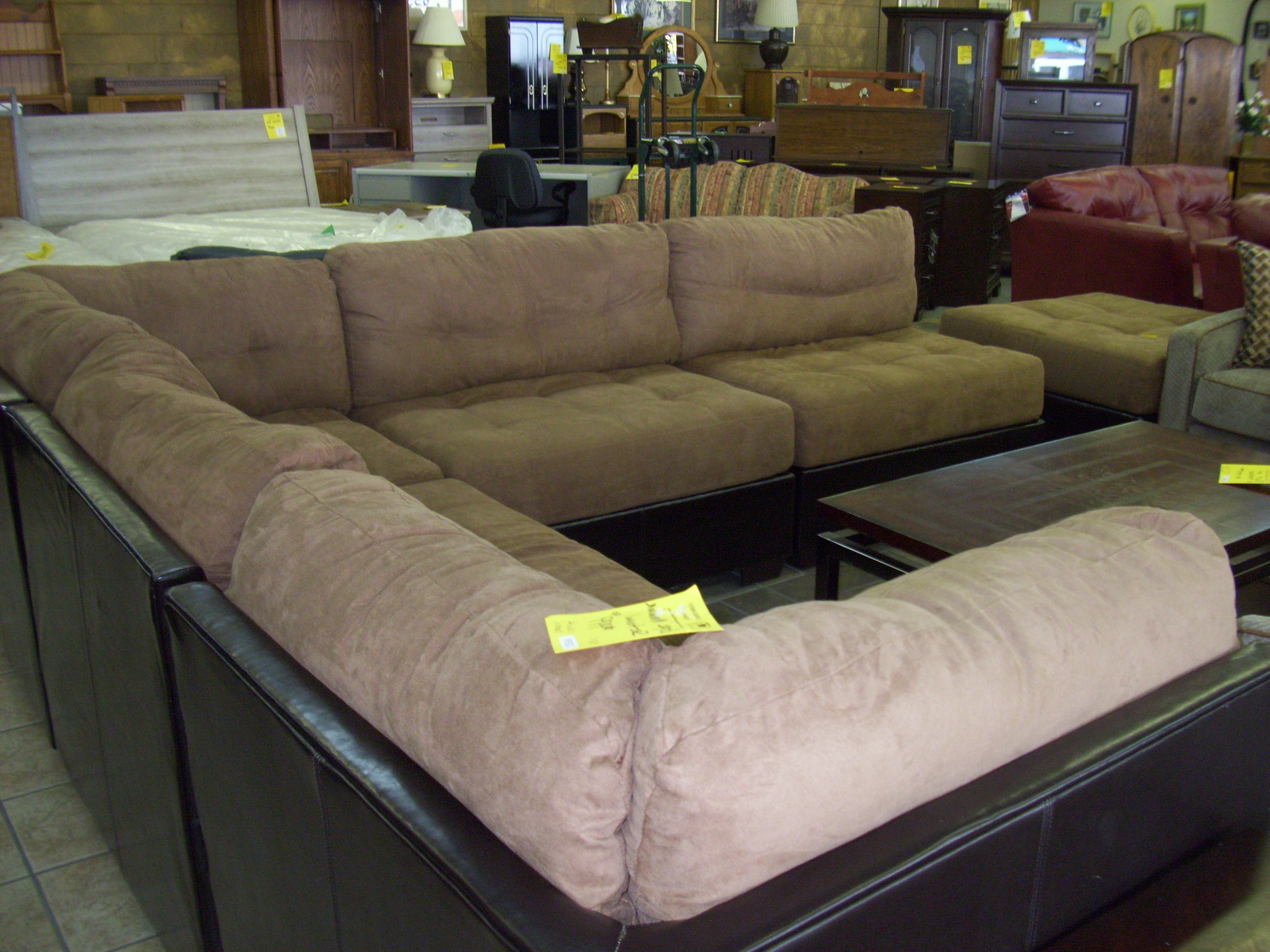 Famous 6 Piece Modular Sectional Sofa – Cleanupflorida Intended For Sectional Sofas In Toronto (View 15 of 20)