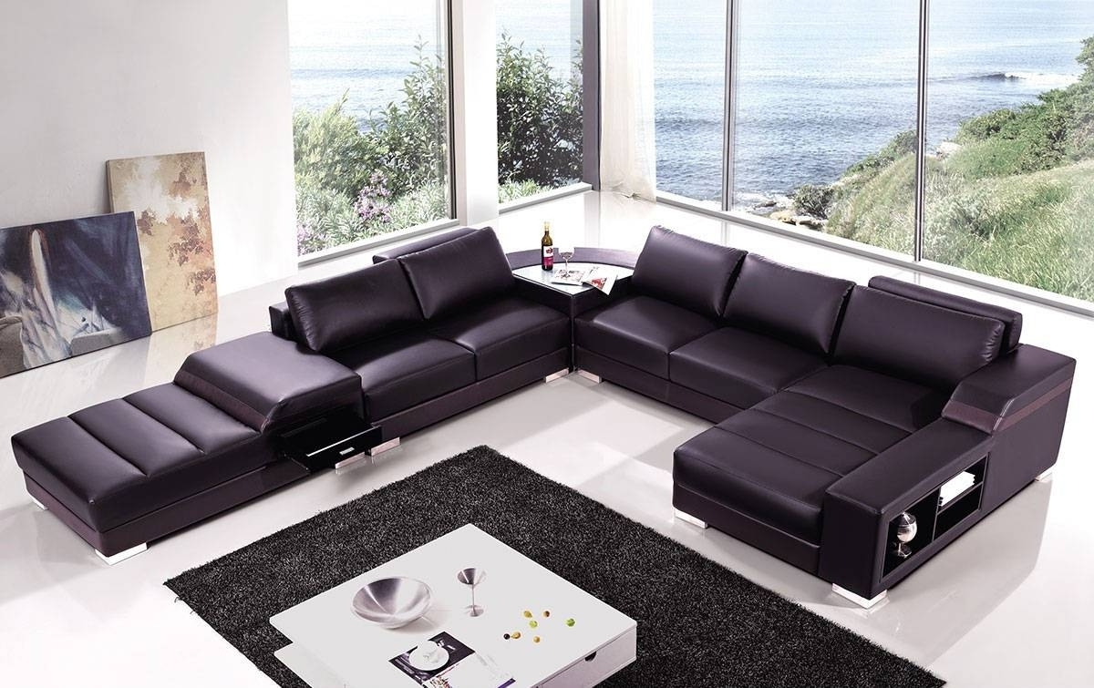Famous Amazing High End Sectionals – Buildsimplehome Intended For High End Leather Sectional Sofas (View 5 of 20)