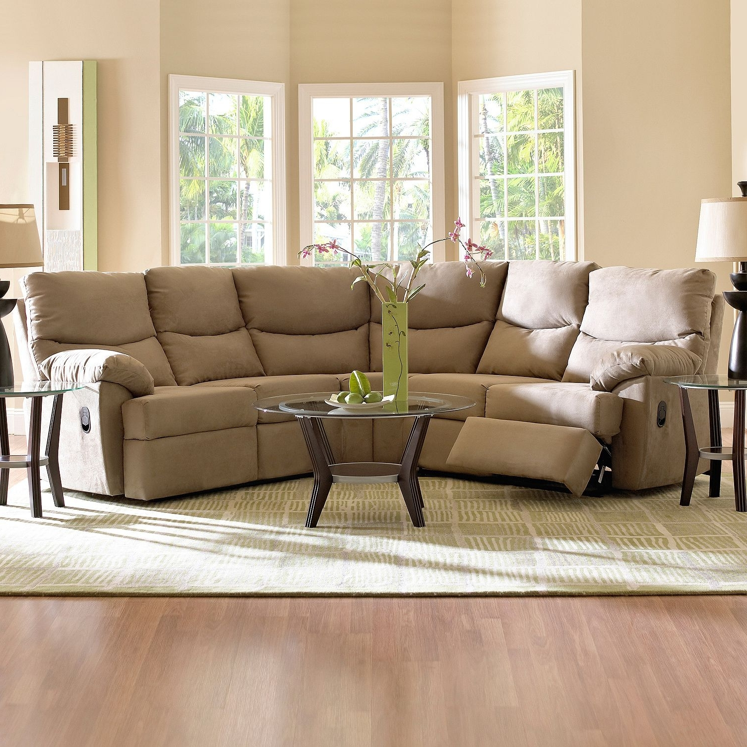 Famous Brantley Sectional – 2 Pc (View 2 of 20)