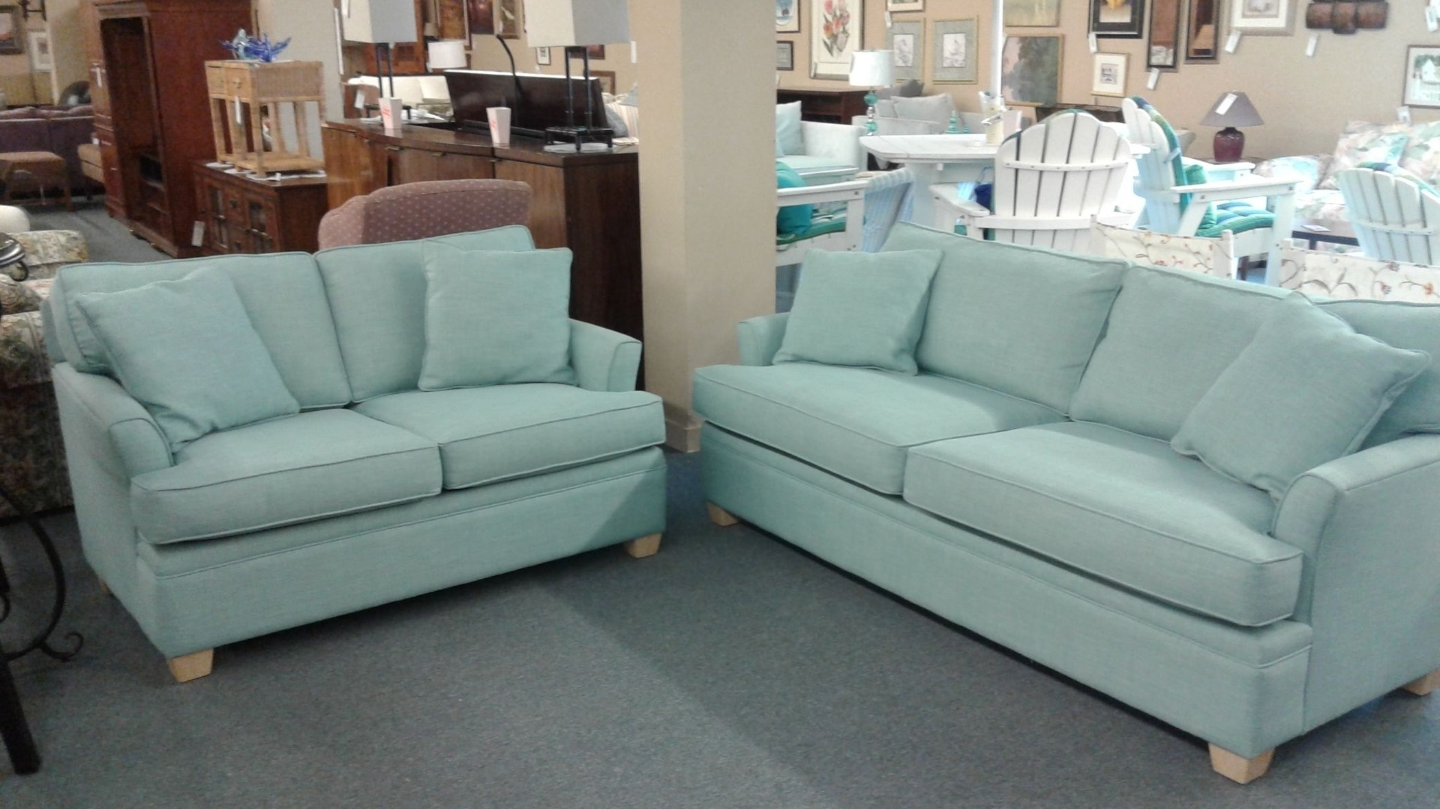 Famous Braxton Culler Sofa & Loveseat (View 10 of 20)