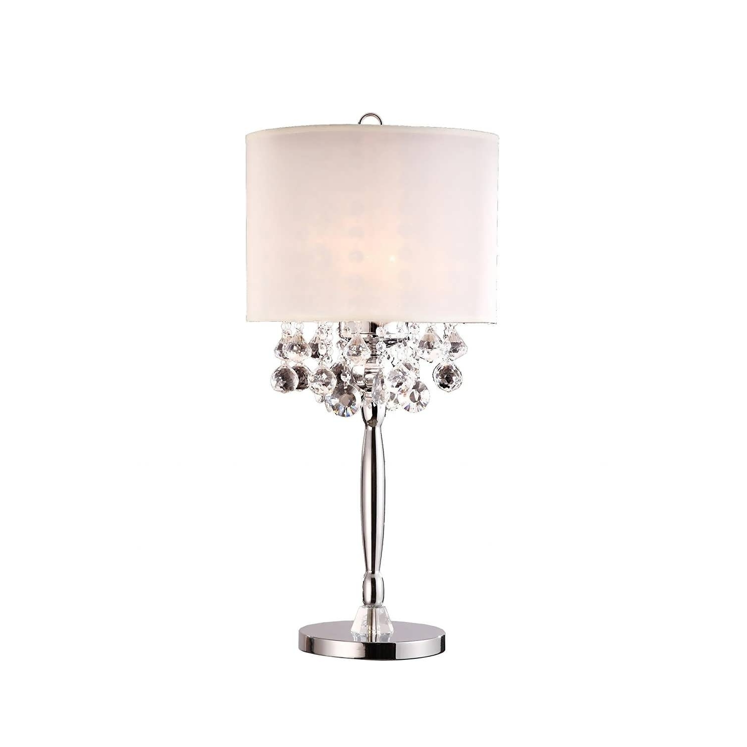 Famous Chandelier : Ceiling Light Fixture Small Table Lamps Crystal Throughout Small Crystal Chandelier Table Lamps (View 10 of 20)