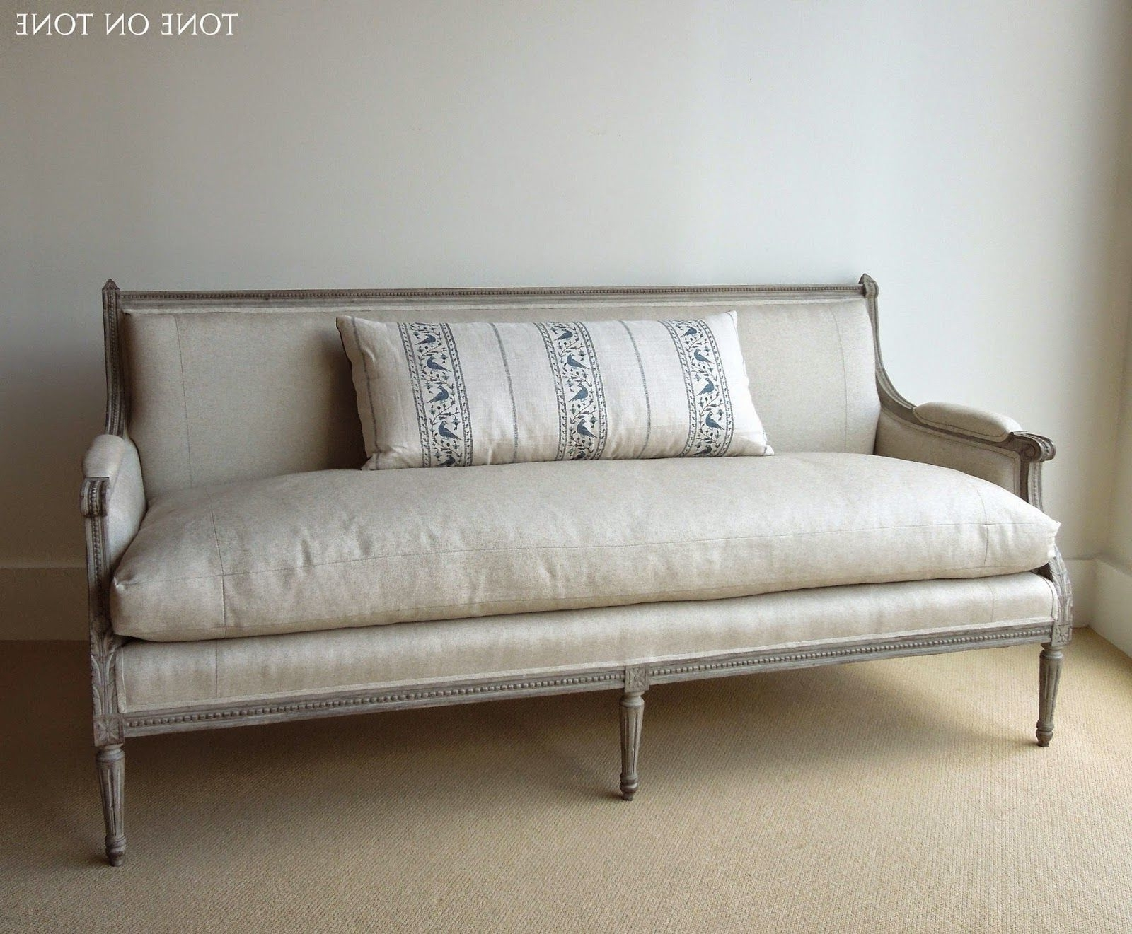 Famous Down Filled Sofas Regarding Sofa : West Elm Blake Down Filled Sofa Reviews Down Filled Sofa (View 8 of 20)
