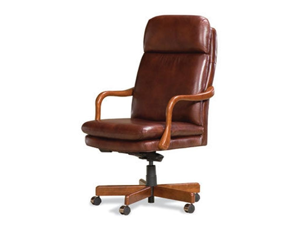 Famous Executive Office Chairs Leather Wood – Deboto Home Design Intended For Leather Wood Executive Office Chairs (View 3 of 20)