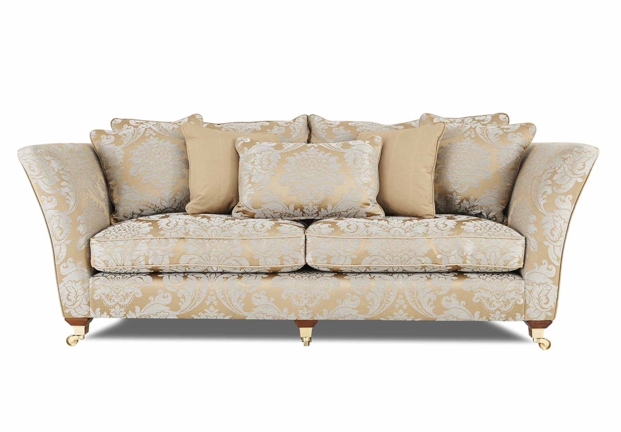 Famous Furniture : Contemporary Modern Tufted Sofa Delano 120 Tufted Intended For Kitchener Sectional Sofas (View 3 of 20)
