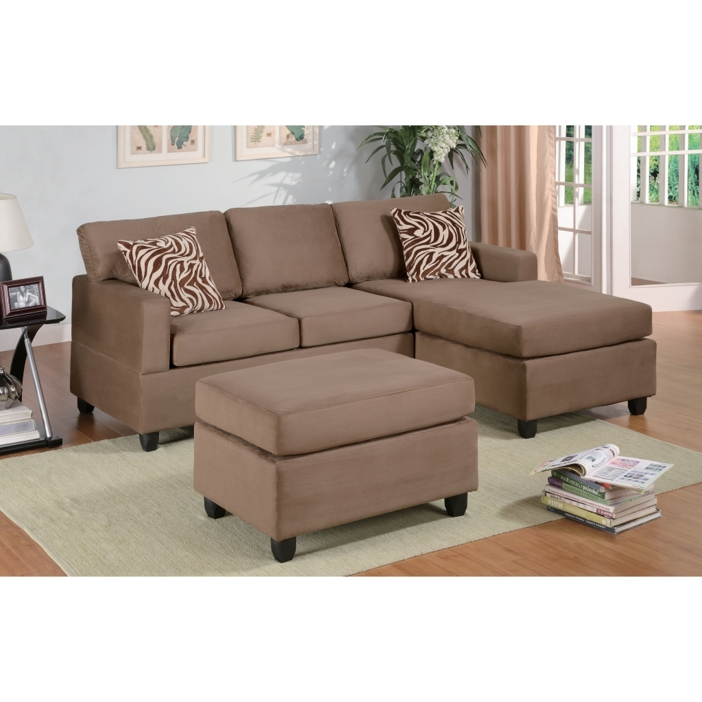 Famous Furniture: Microsuede Sectional New Sectional Sofa Reviews Run In Oshawa Sectional Sofas (View 5 of 20)