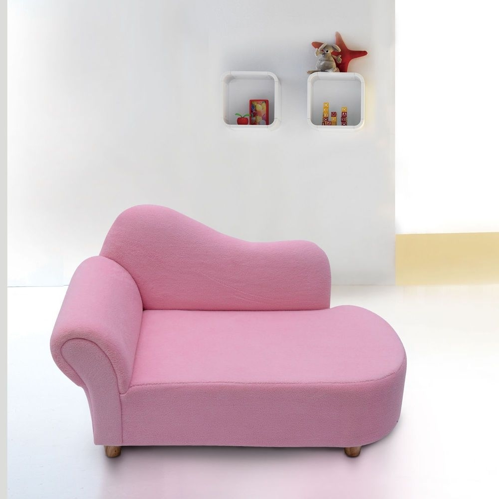 Famous Kids Sofa Girls Pink Armchair Children Velvet Chaise Longue Chair With Disney Sofa Chairs (View 14 of 20)