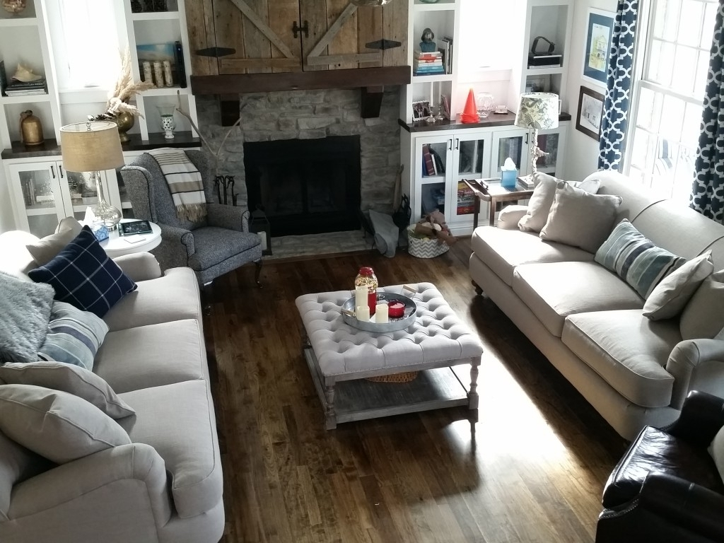 Famous Lane Furniture Sofas In Birch Lane Durham Sofas: They Arrived! – Cleverly Inspired (View 11 of 20)