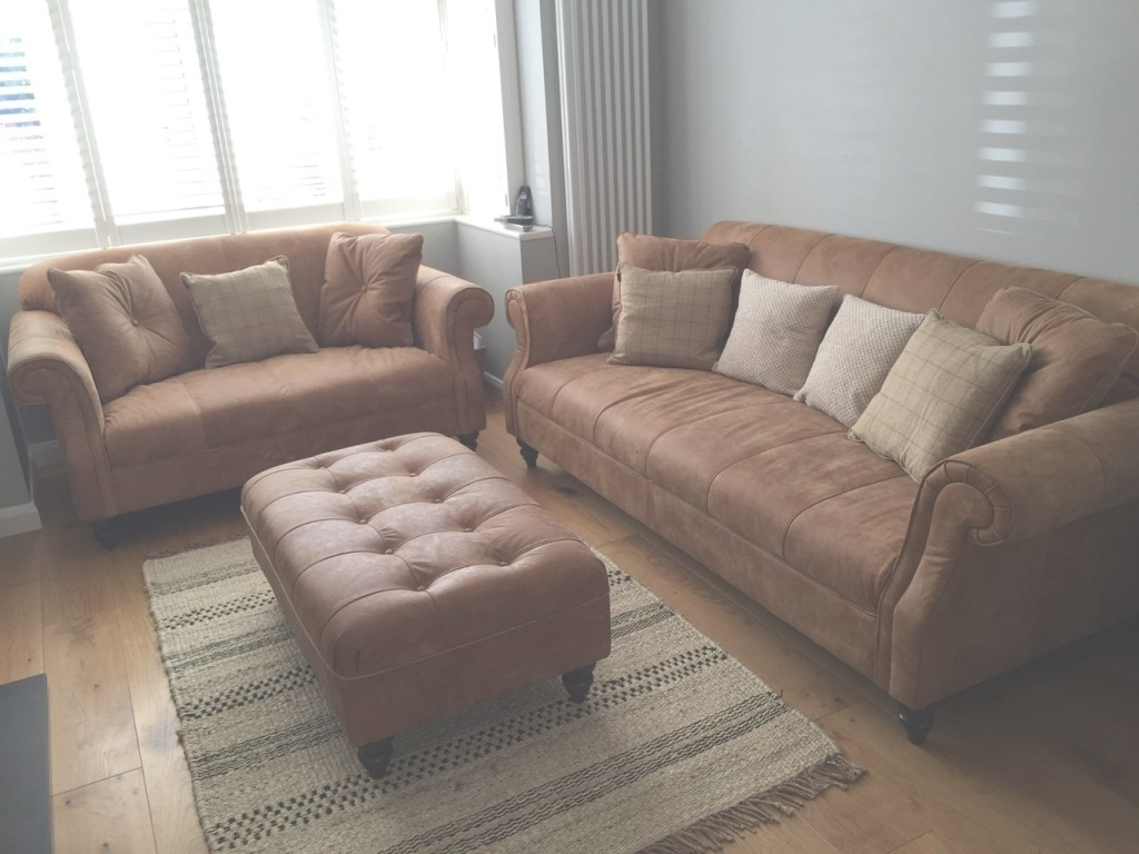 Famous Light Tan Leather Sofas For Fabulous Light Brown Leather Sofa Best Tan Leather Sofas Ideas On (View 2 of 20)
