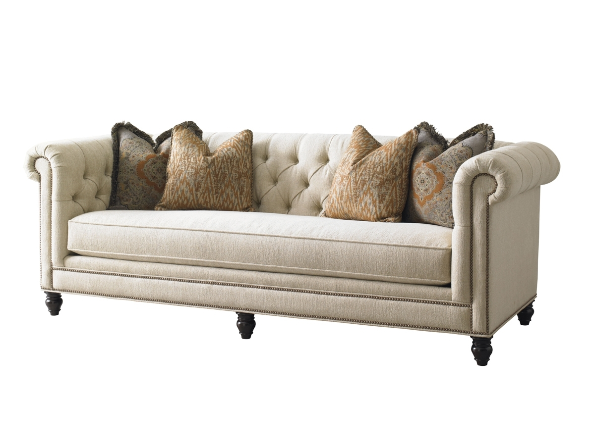 Famous Manchester Sofas With Regard To Tommy Bahama Upholstery Manchester Sofa (Gallery 1 of 20)