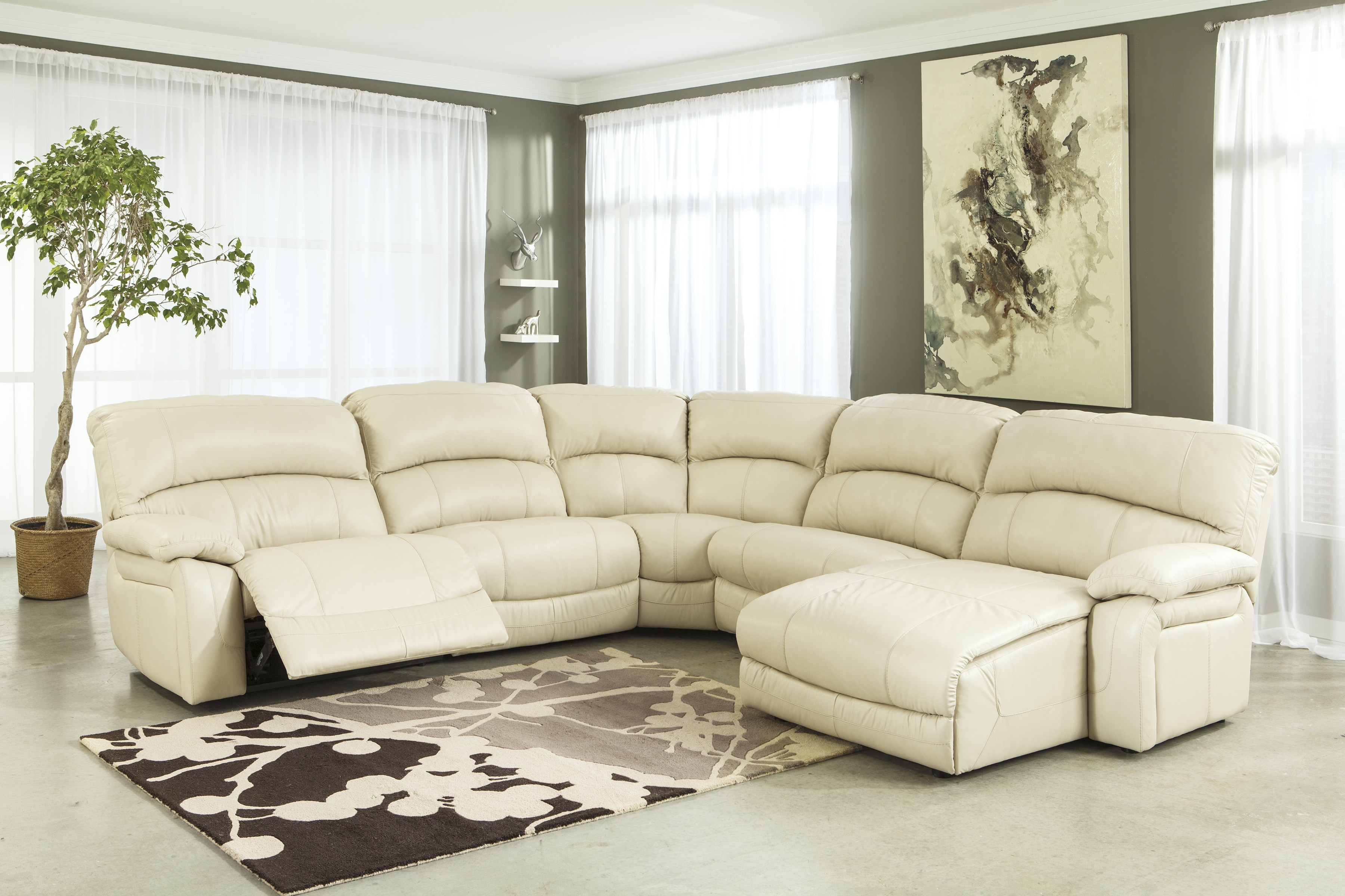 Famous Modern Couches Tags : Modern Sofa Recliner Sectional Reclining For Large Sofa Chairs (View 14 of 20)