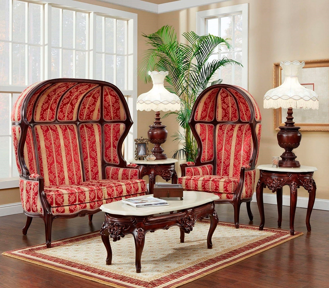 Famous Traditional Sofas For Traditional Sofas, Loveseats, Chairs, Sets & Sectionals (View 6 of 20)