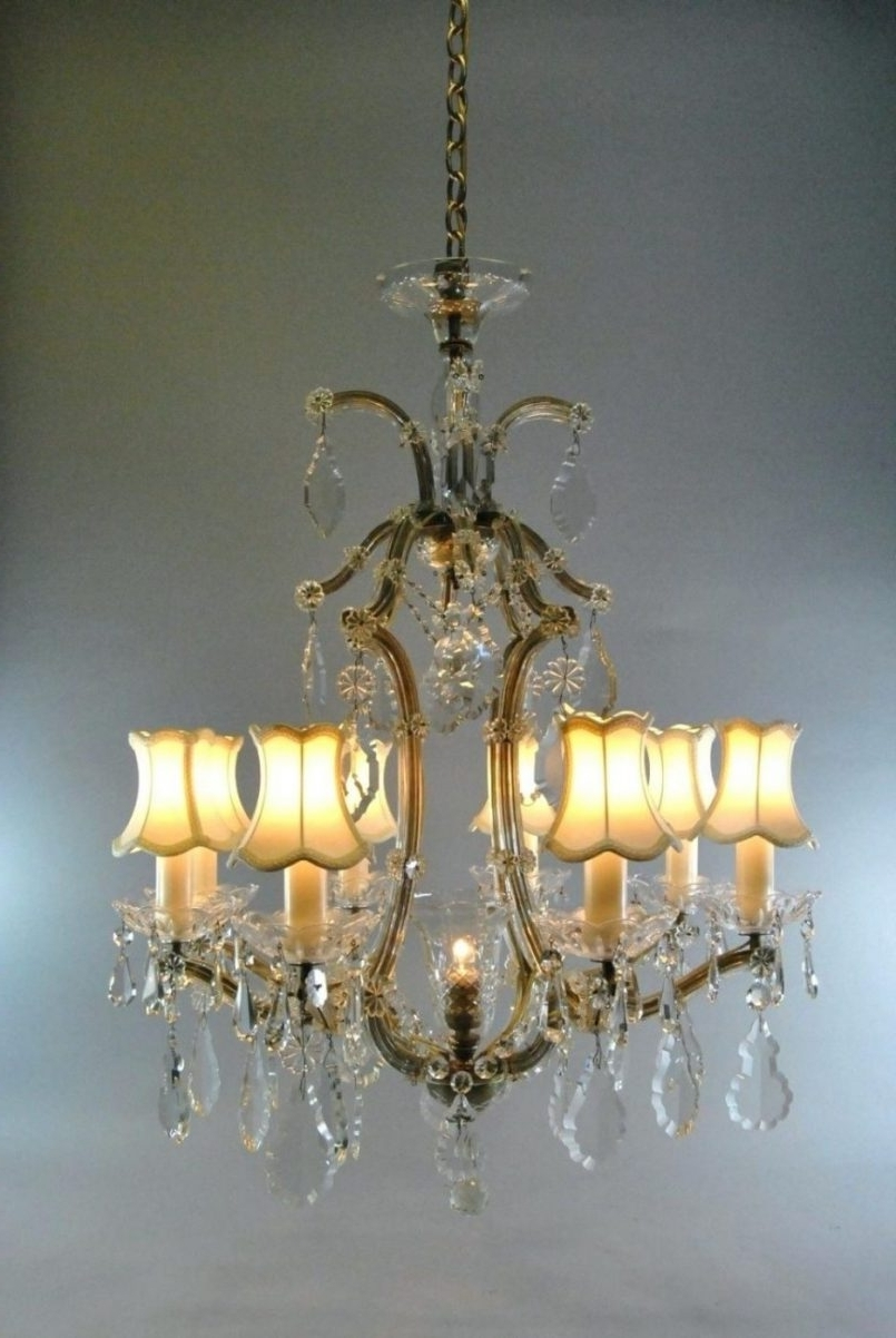 Famous Trendy Chandeliers Intended For Light : Mini Led Chandelier With Ideas Picture Kengire Large Size Of (View 7 of 20)