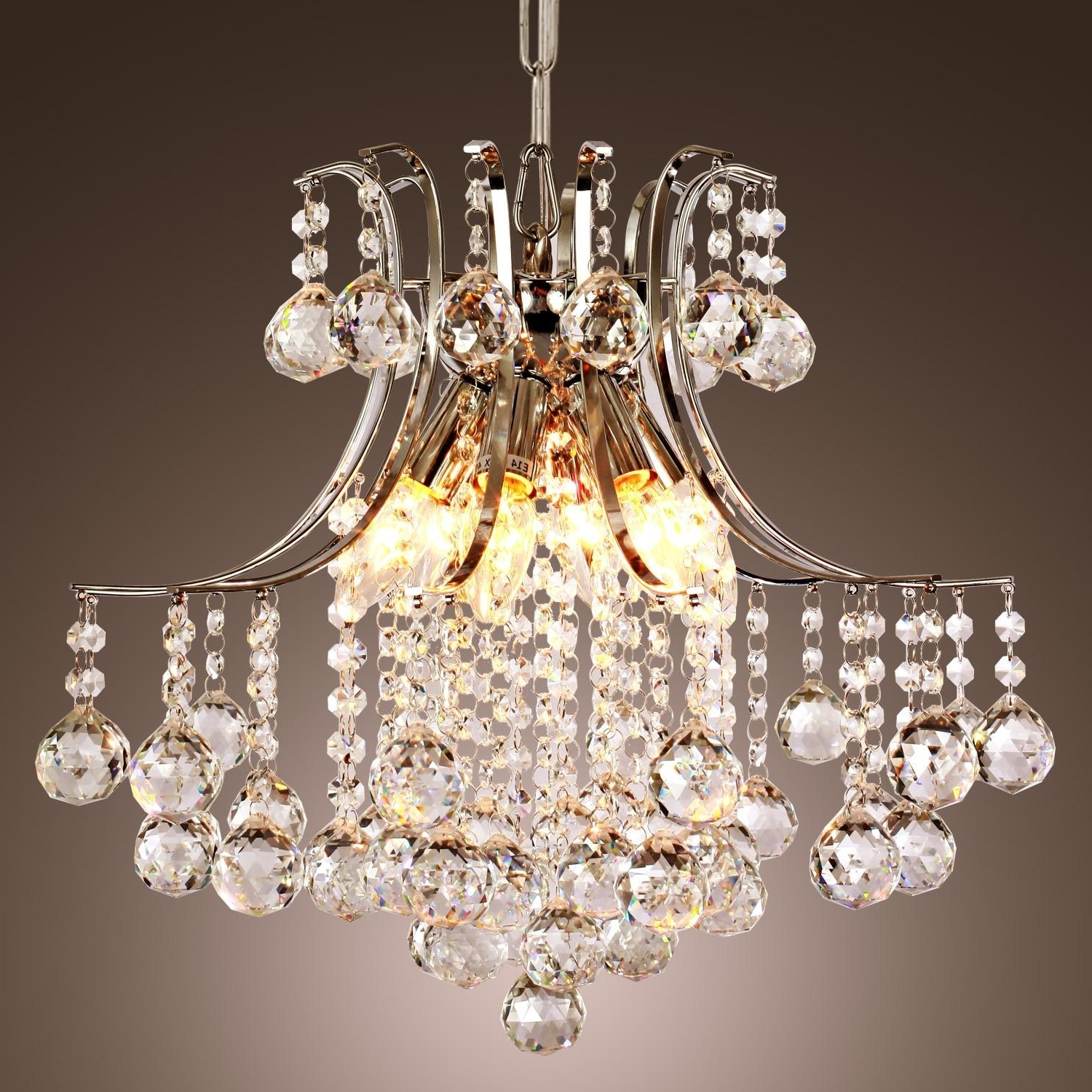 Famous Ultra Modern Chandeliers Throughout Chandeliers : Contemporary Chandelier Lighting Beautiful 56 Examples (View 9 of 20)