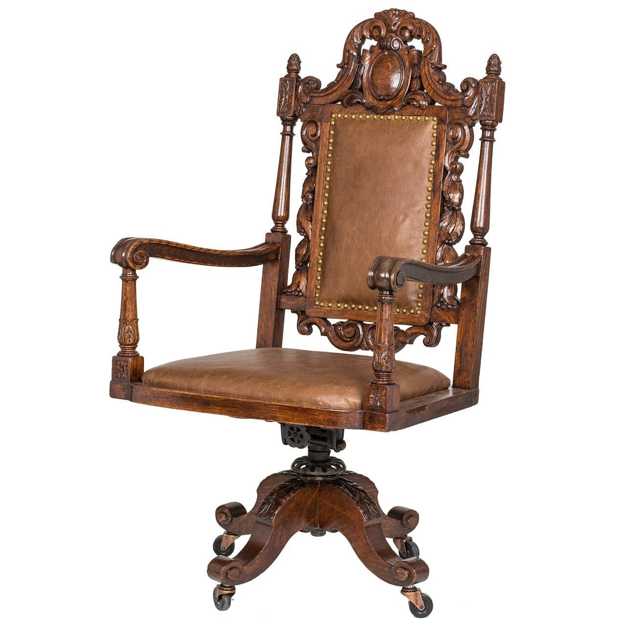 Famous Verona Executive Leather Office Chairs Pertaining To Chair : High Back Executive Leather Office Chair Verona Brown (View 13 of 20)