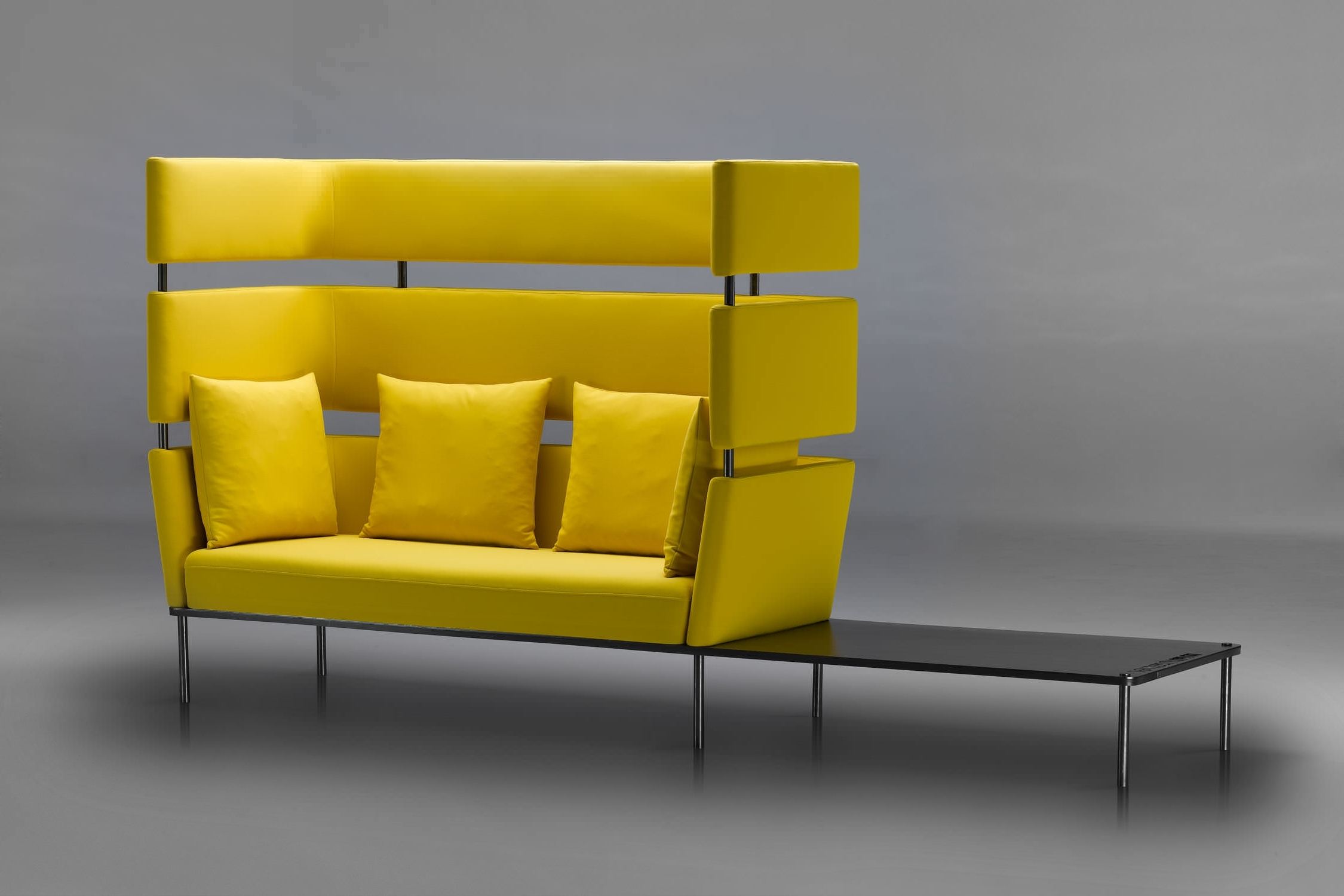 Famous Yellow Sofa Chairs Pertaining To Unique Leather Furniture Ideas Orangearts Ikea For Living Room (View 13 of 20)