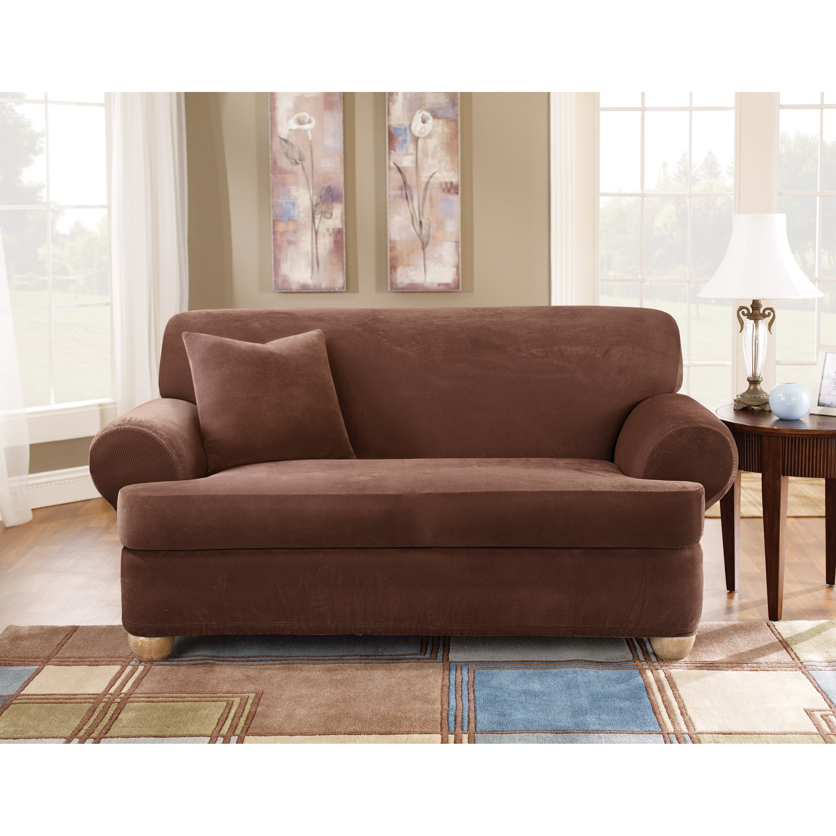 Fancy Sofas For Recent Fancy Leather Sofa Covers For Your Tips Slipcover For Leather Sofa (View 4 of 20)