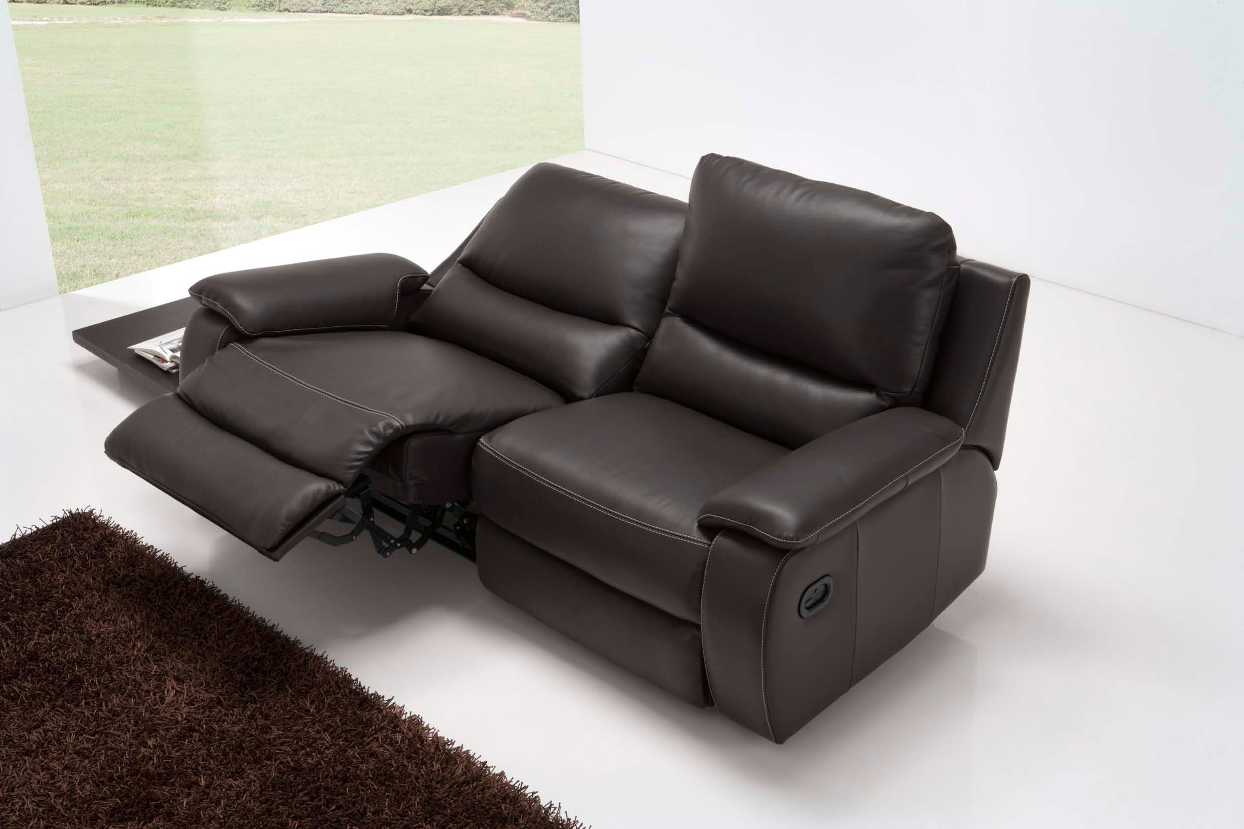 Fashionable 2 Seat Sectional Sofas Regarding Sofa Blacker Sofas With Recliners Sectional Couch Corner Matching (View 11 of 20)