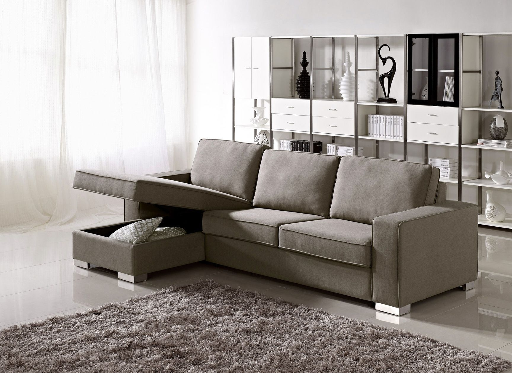 Fashionable Apartment Sectional Sofa With Chaise – Hotelsbacau Throughout Portland Oregon Sectional Sofas (View 7 of 20)