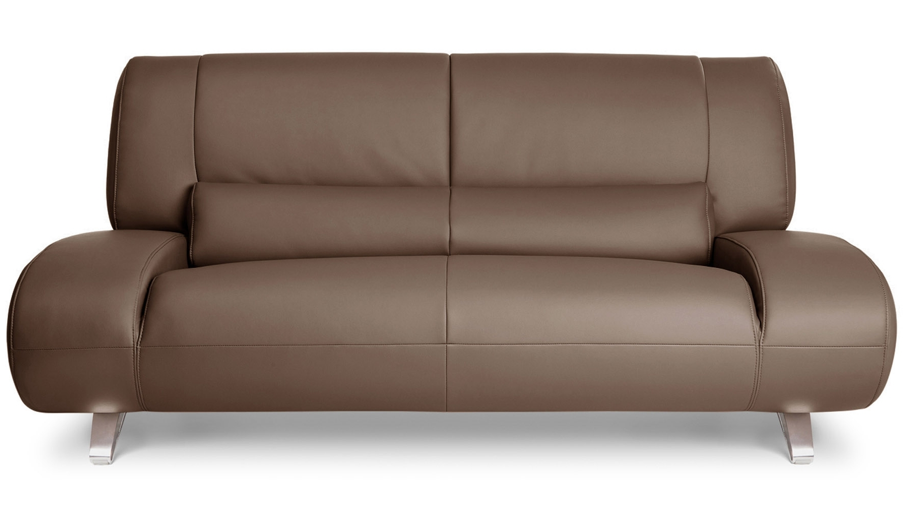 Fashionable Aspen Leather Sofas For Brown Aspen Leather Sofa Set With Loveseat And Chair (View 5 of 20)