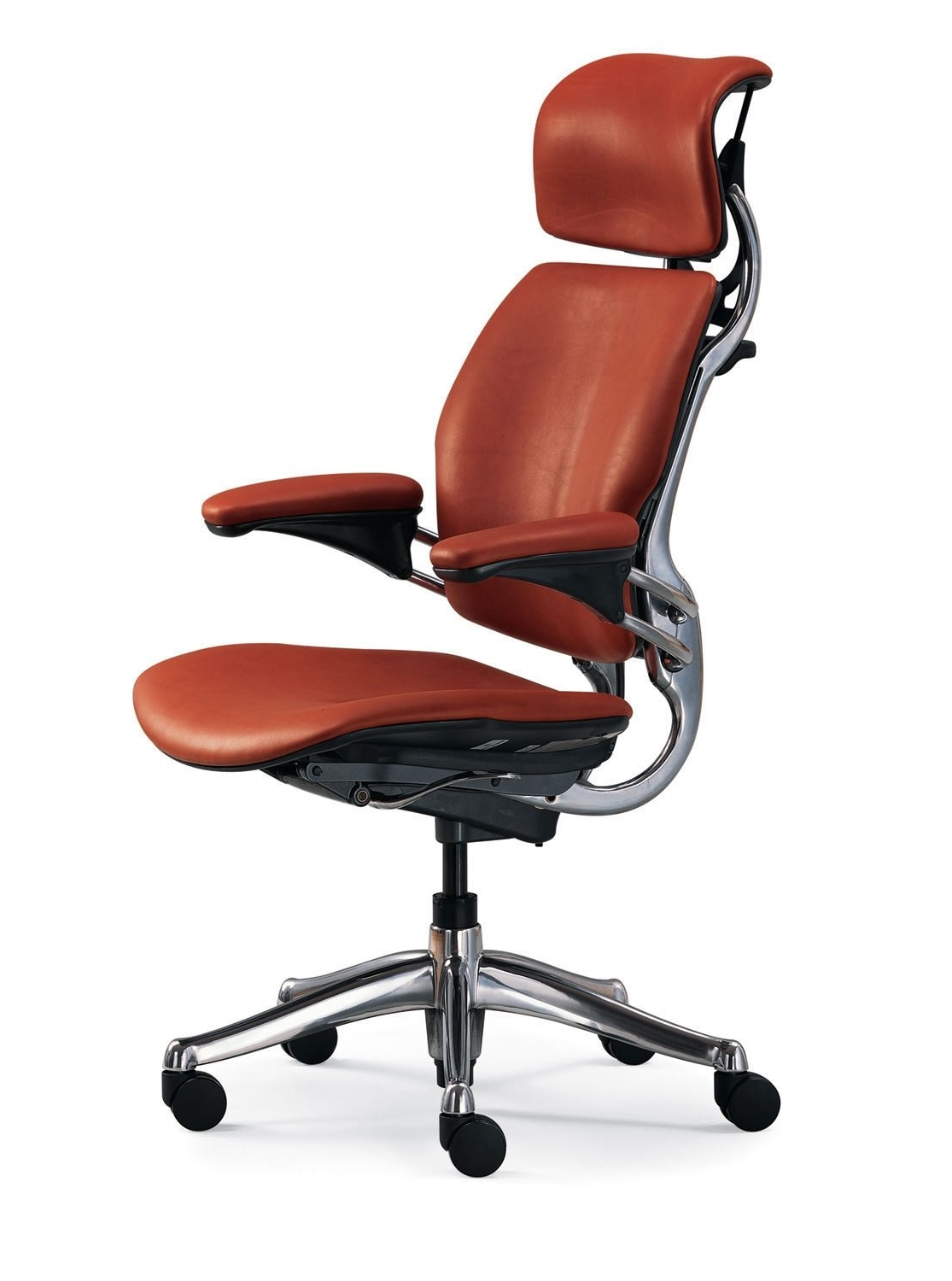 Fashionable Best Office Chair With Headrest • Office Chairs Intended For Executive Office Chairs With Headrest (View 8 of 20)