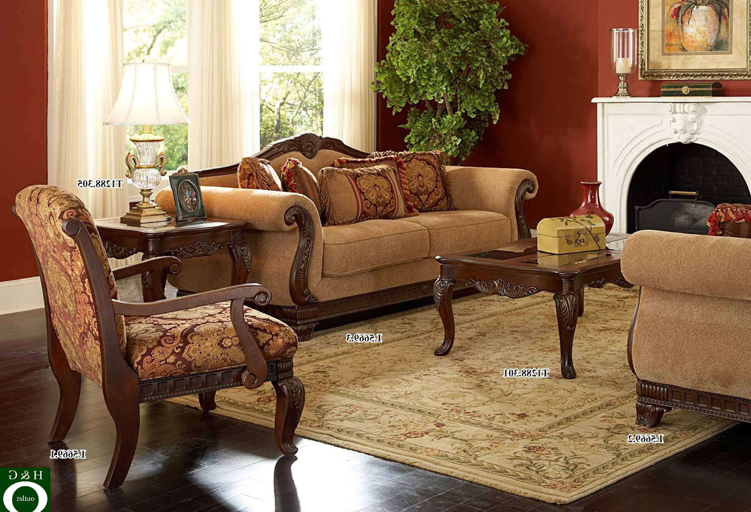 Fashionable Divine Victorian Rolled Arm Brown Velvet Traditional Sofas Feat For Traditional Sofas (View 8 of 20)