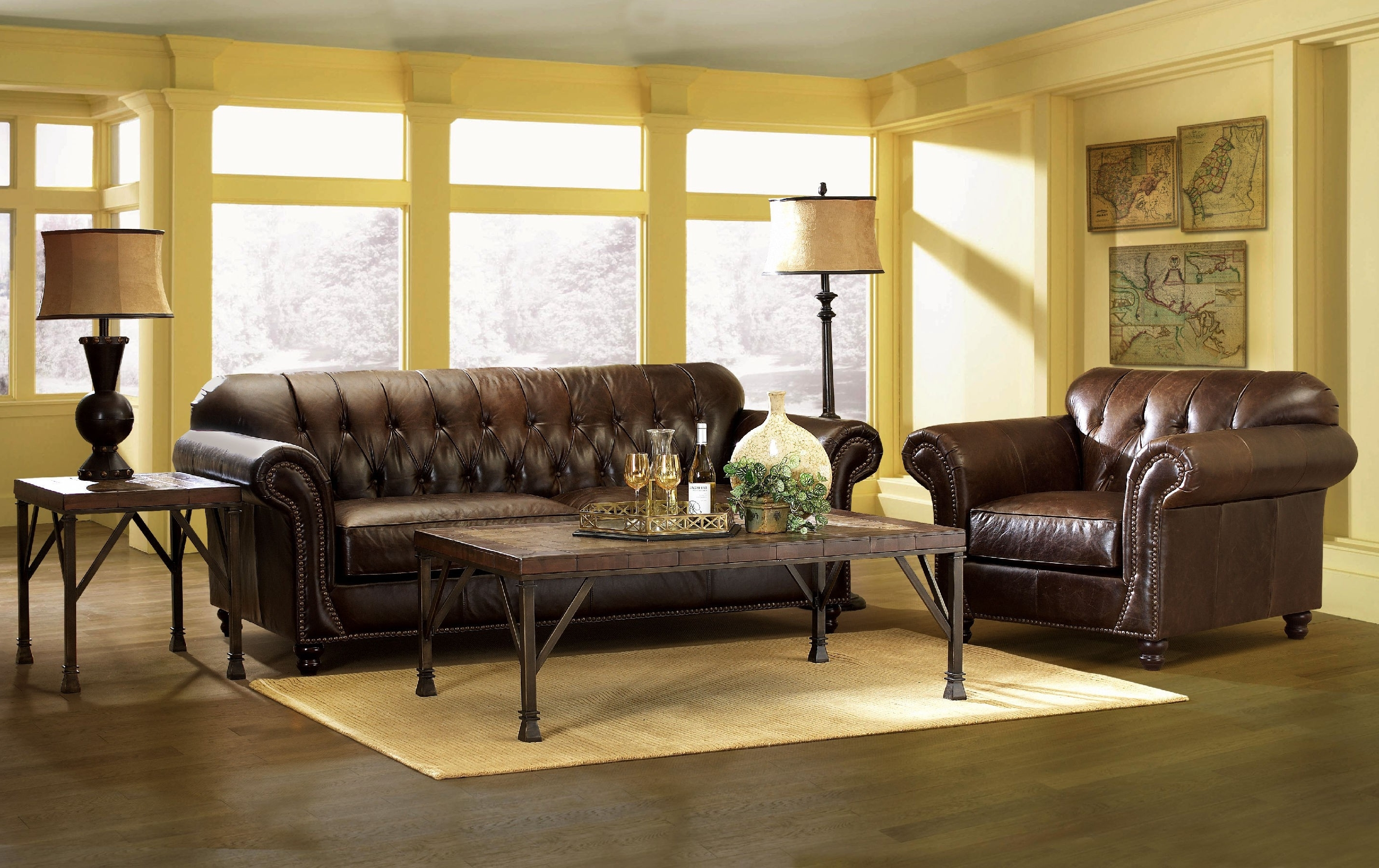 Fashionable Houzz Sectional Sofas For Leather Sectional Living Room Decor Tan Couch Ideas Sofa Sets (View 7 of 20)