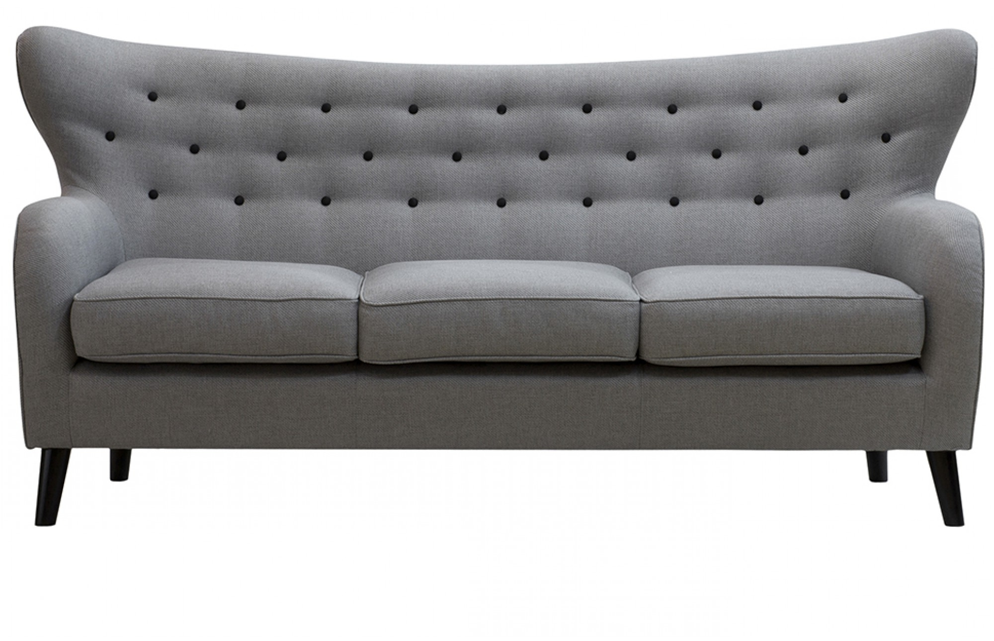 Fashionable Modern 3 Seater Sofas Pertaining To Sofa : 3 Seater Sofa Loose Covers 3 Seater Sofa Gold Coast (View 16 of 20)
