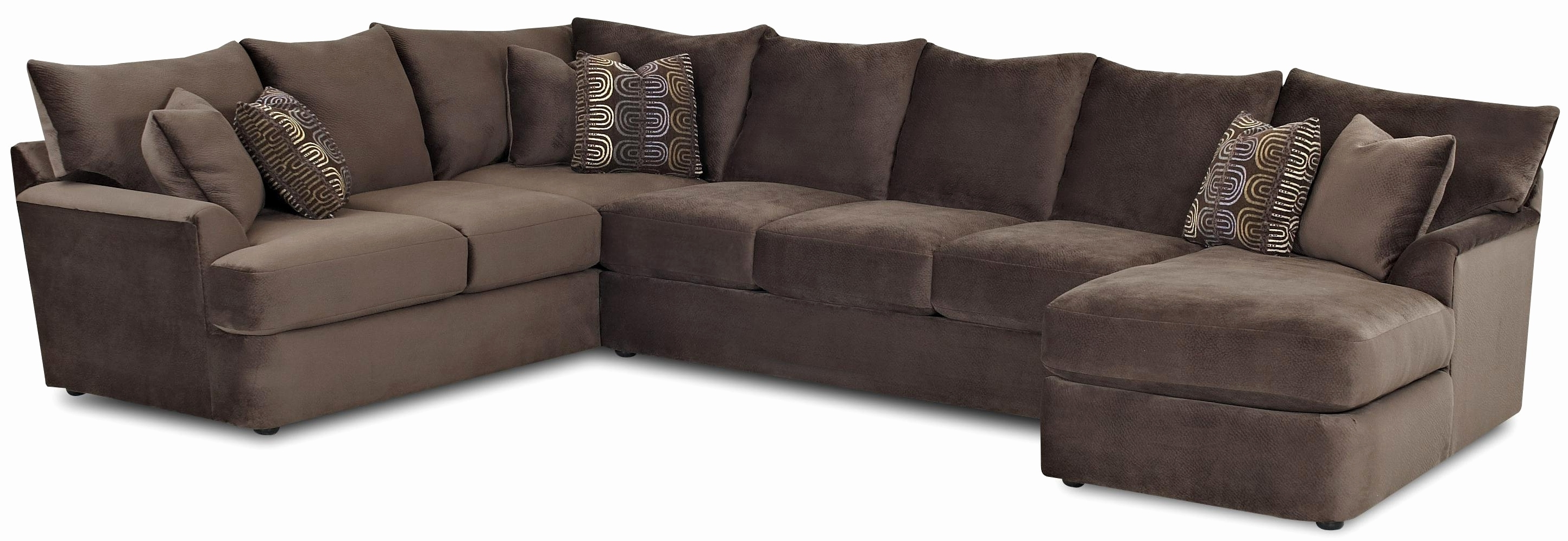 Fashionable New Grey L Shaped Couch 2018 – Couches And Sofas Ideas With Regard To Leather L Shaped Sectional Sofas (View 18 of 20)