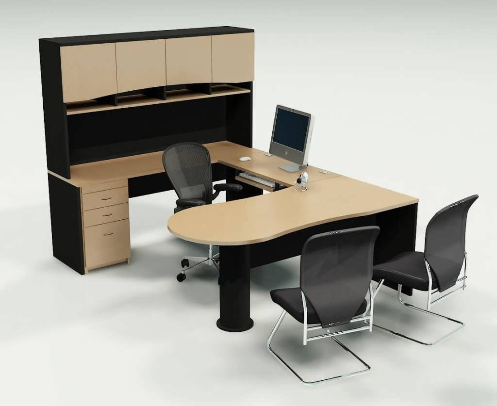 Fashionable Quirky Computer Desks Intended For Office Desk : Cool Desk Accessories Modern Desk Accessories Home (View 8 of 20)