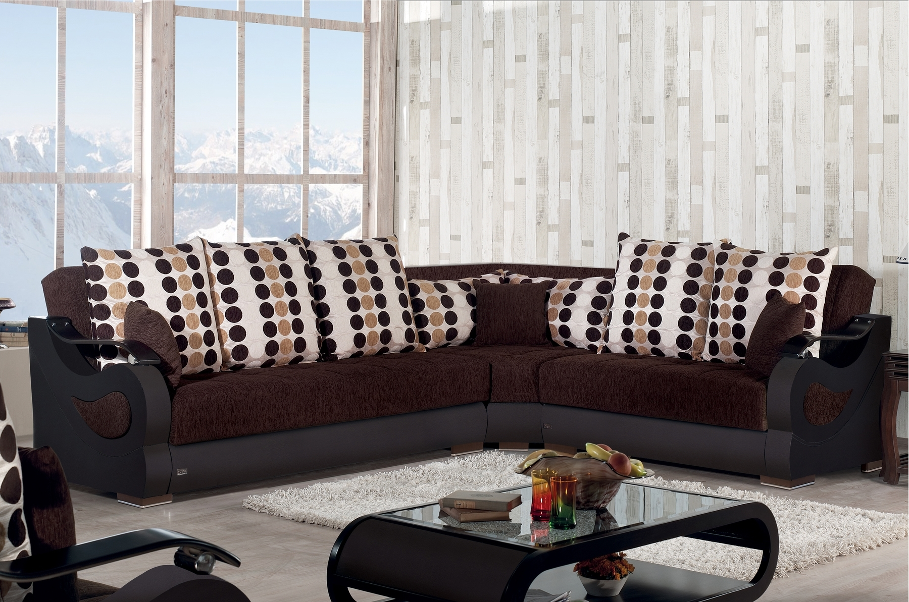 Fashionable Richmond Sectional Sofa Richmond Meyan Furniture Sectional Sofas Regarding Richmond Sofas (View 2 of 20)