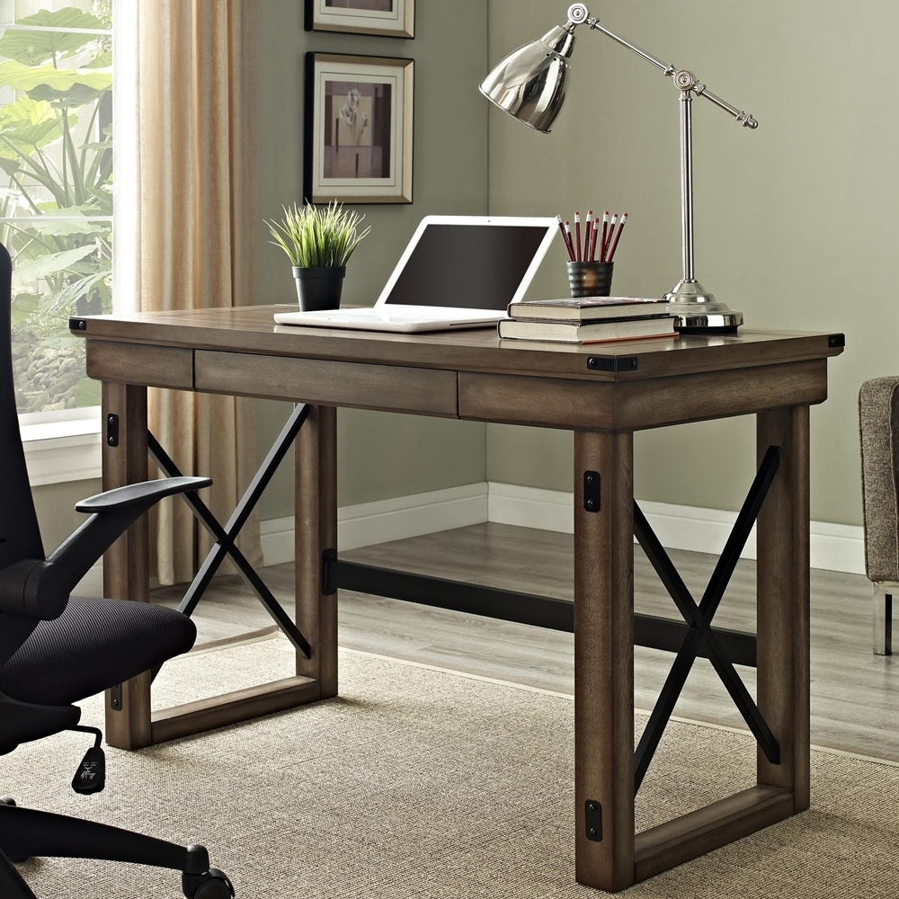 Featured Photo of Rustic Computer Desks