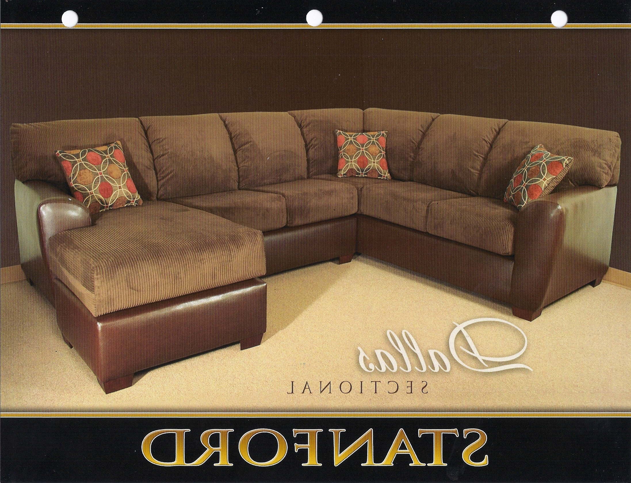 Featured Photo of Dallas Texas Sectional Sofas