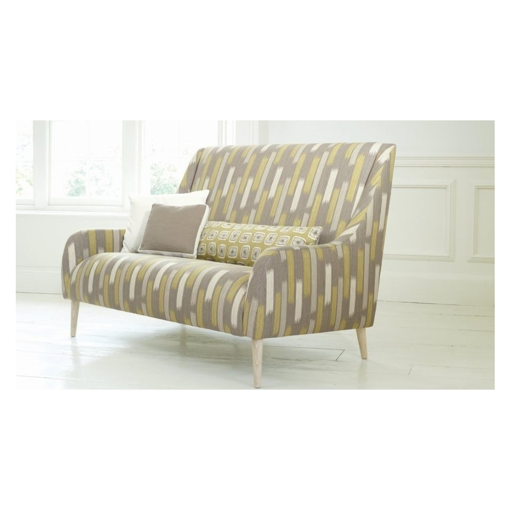 Fashionable Small 2 Seater Sofas Within Fancy Small 2 Seater Sofa 54 In Modern Sofa Ideas With Small (View 10 of 20)