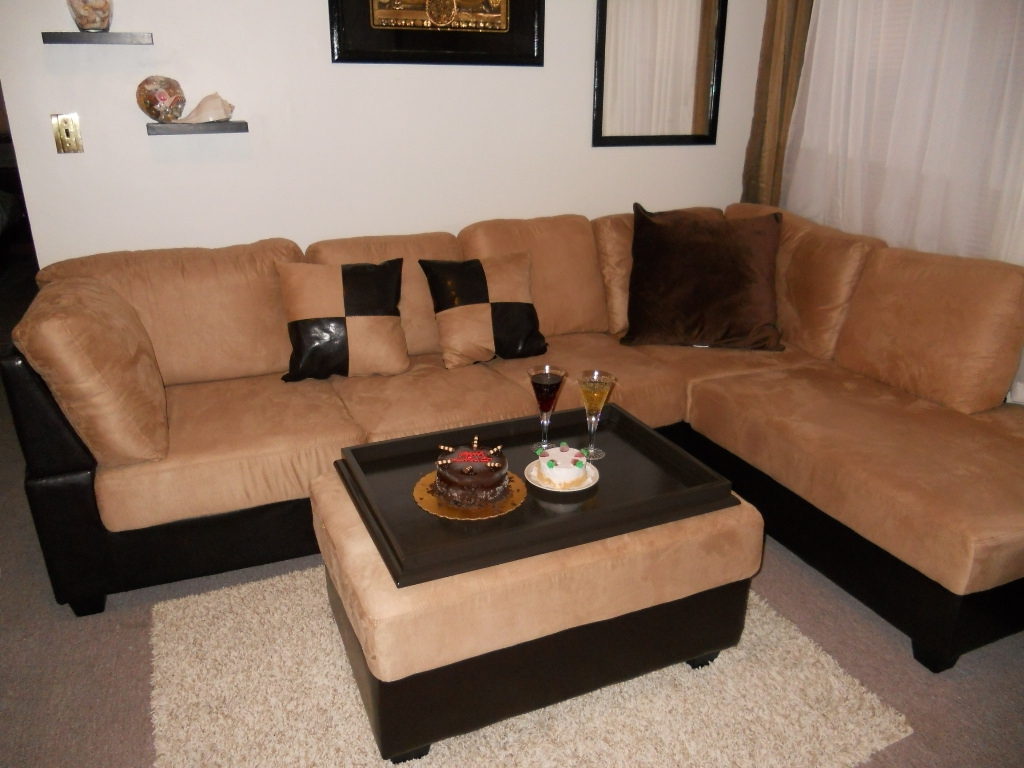 Fashionable Sofas With Large Ottoman In Furniture: Inspiring Large Ottoman Tray For Home Furniture Ideas (View 18 of 20)