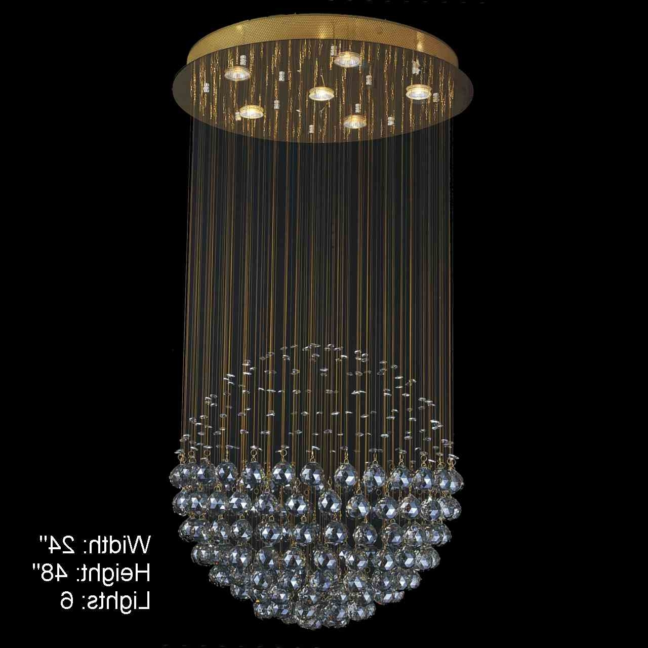 Fashionable Sphere Chandelier Within Brizzo Lighting Stores (View 7 of 20)