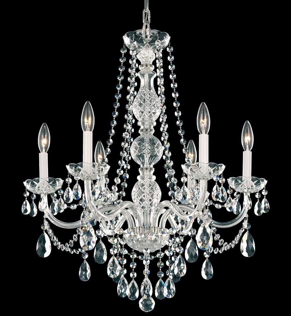 Fashionable Traditional Chandeliers Pertaining To Traditional And Classic Chandeliers (View 9 of 20)