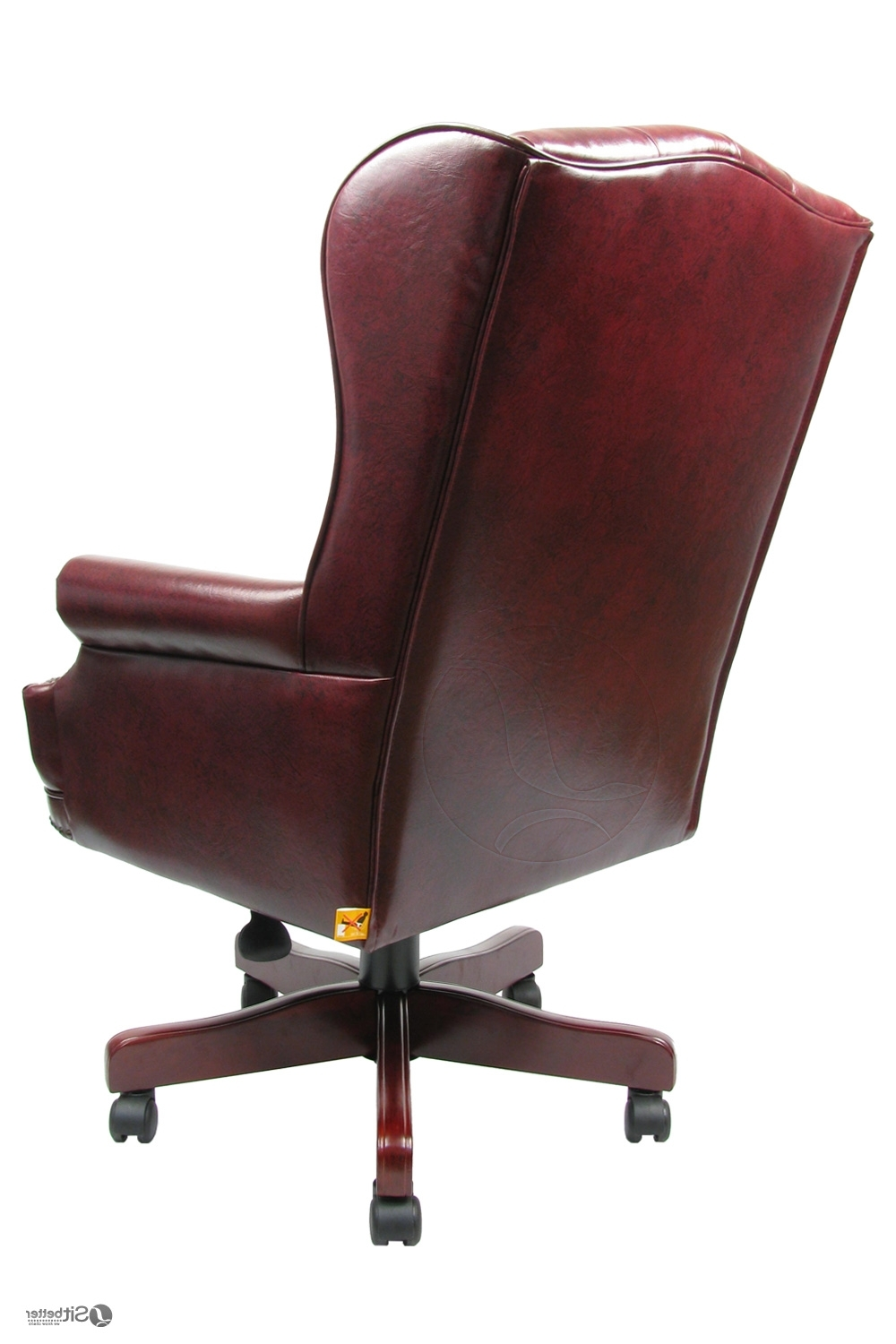 Fashionable Traditional Executive Office Chairs For B800 By Boss – Traditional Tufted Executive Office Chair In (View 18 of 20)