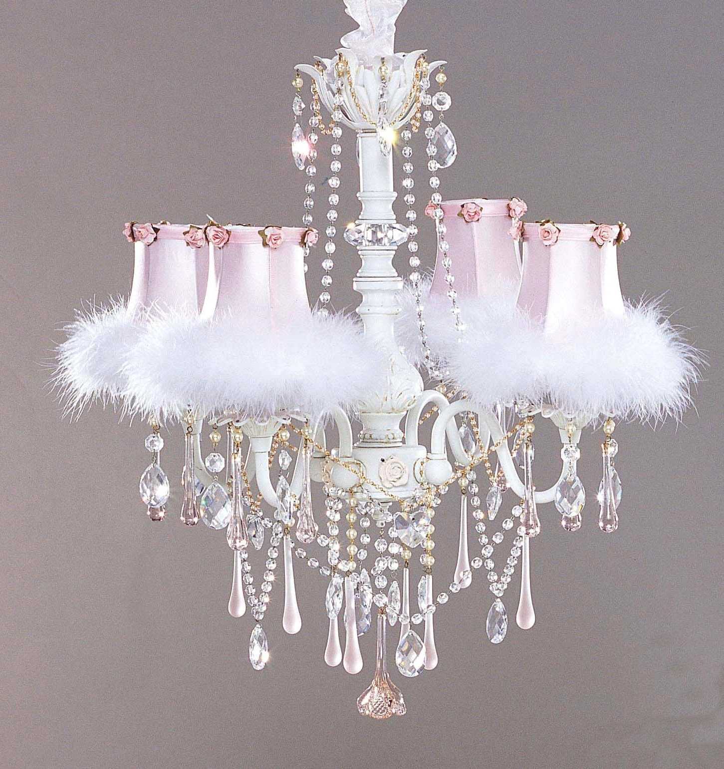 Favorite Chandeliers : Shabby Chic Chandelier Elegant Chandelier Small With Small Shabby Chic Chandelier (View 8 of 20)