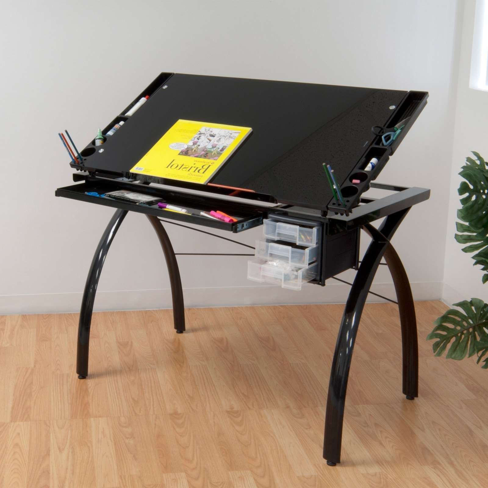 Favorite Computer Drafting Desks With Regard To Studio Designs Futura Drafting Table And Chair Set (View 8 of 20)