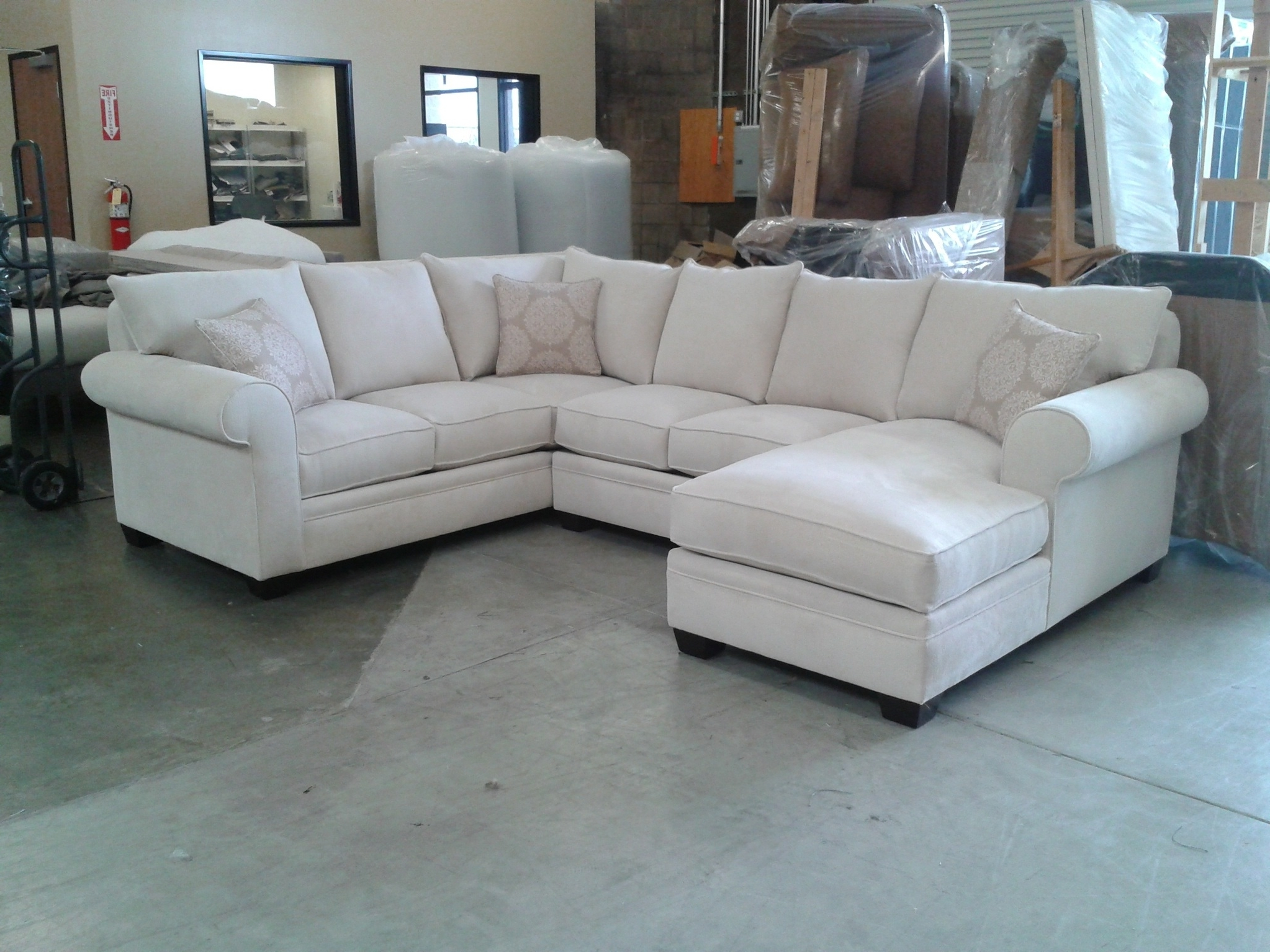 Favorite Custom Sectional Sofa (View 1 of 20)