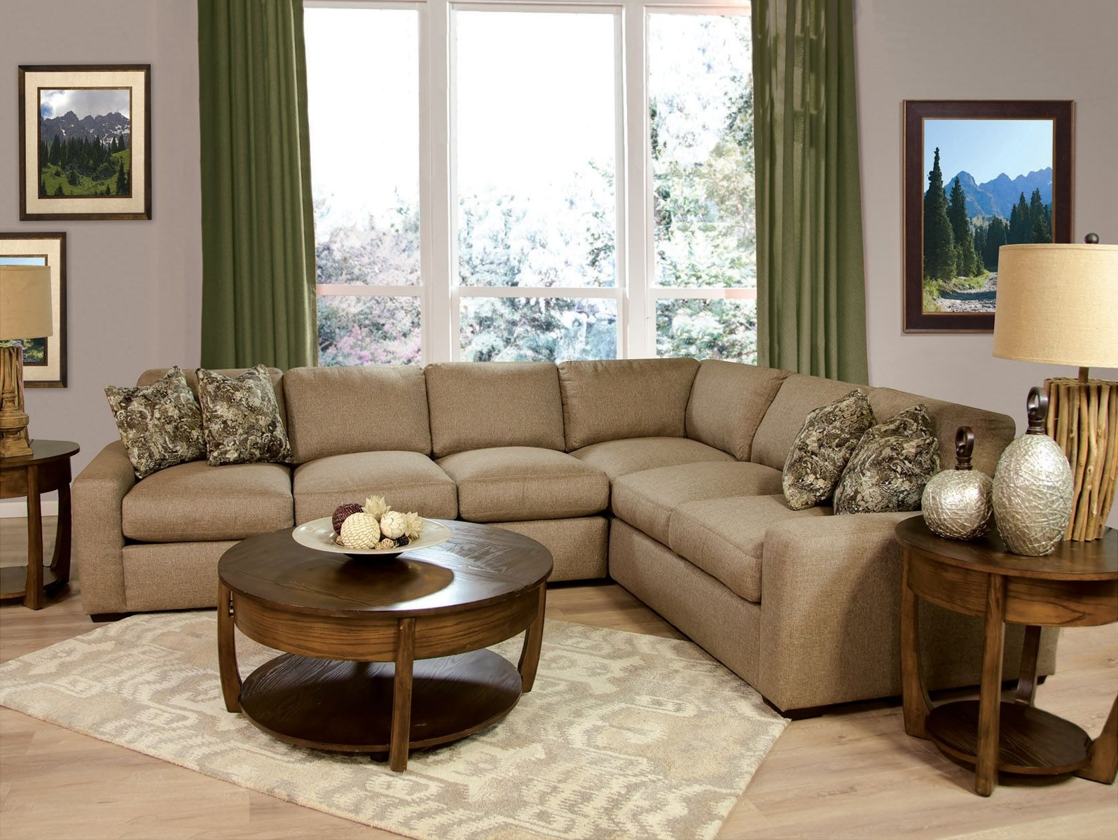 Favorite England Sectional Sofas Intended For England Furniture 2T00 64, 2T00 39, And 2T00 27 With Grande (View 11 of 20)