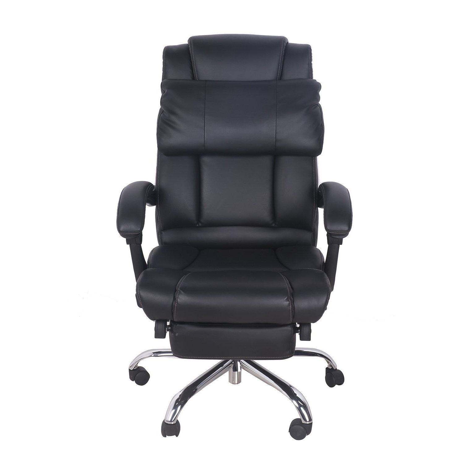 Favorite Executive Reclining Office Chairs With Top 10 Reclining Office Chairs Reviewed (View 11 of 20)
