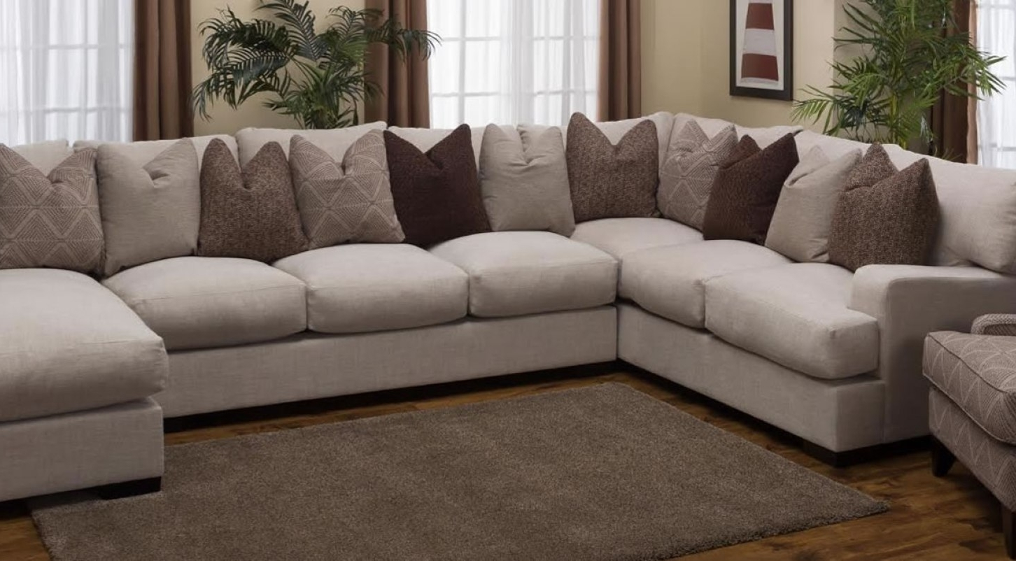 Favorite Extra Deep Sofas For Sale Extra Large Couches Sectionals Sofas For Extra Large Sofas (View 5 of 20)